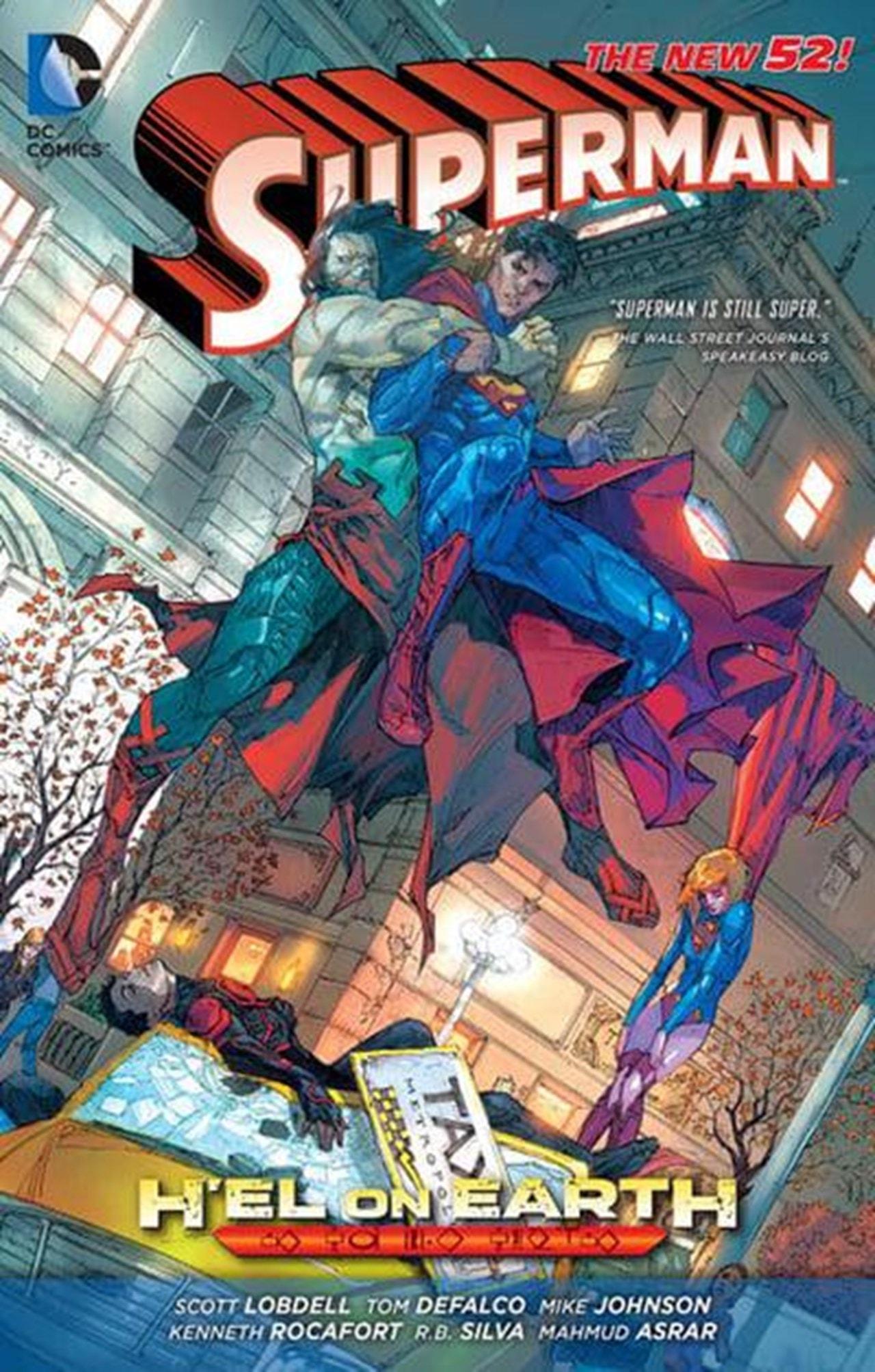 Superman: H'El On Earth - 1