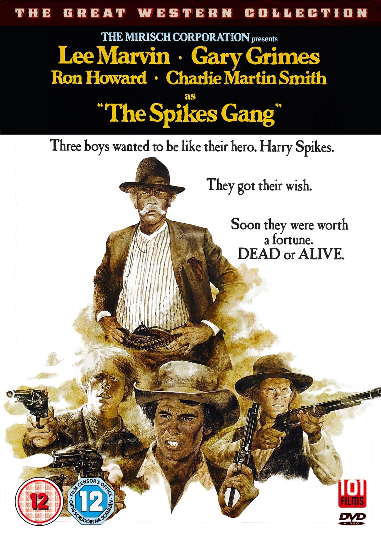 The Spikes Gang - 1