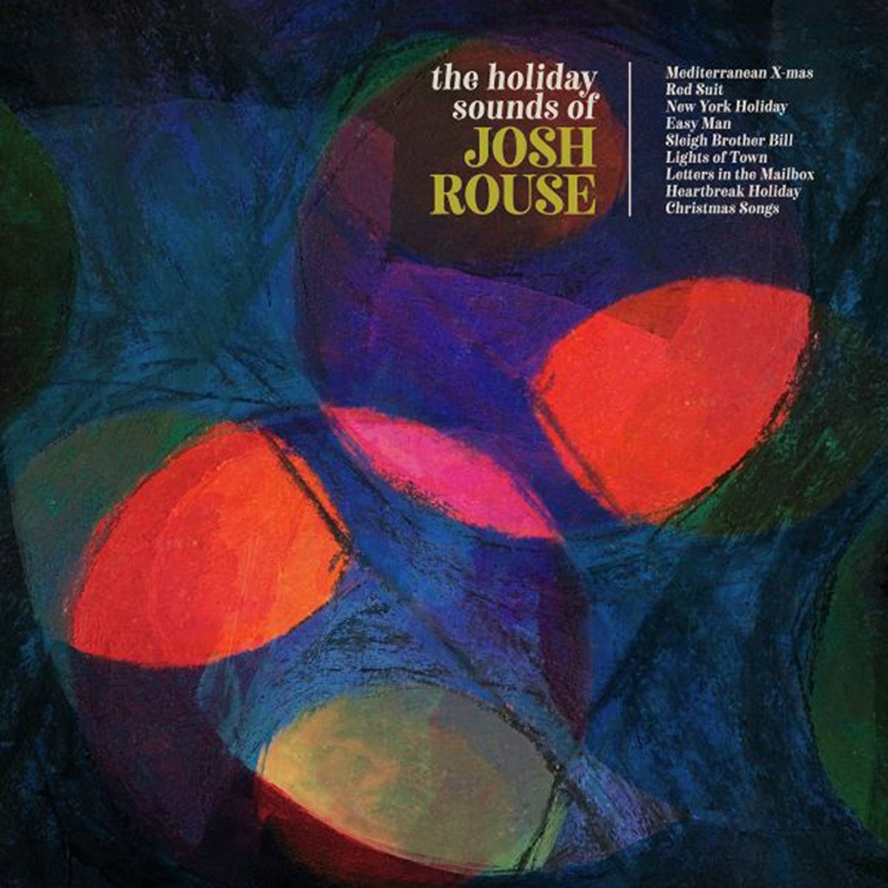 The Holiday Sounds of Josh Rouse - 1