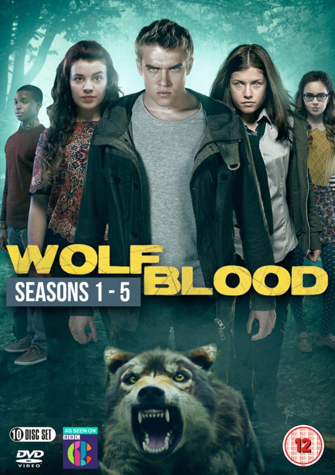 Wolfblood: Seasons 1-5 - 1