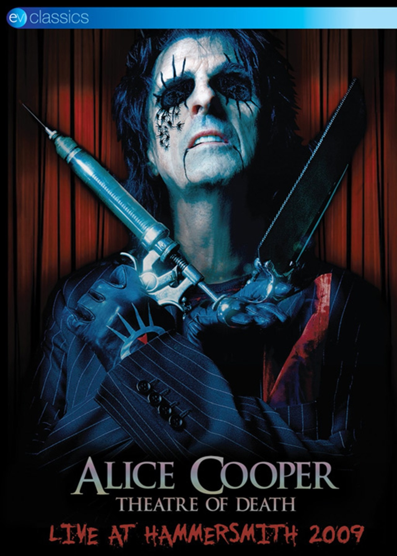 Alice Cooper: Theatre of Death - Live at Hammersmith 2009 - 1