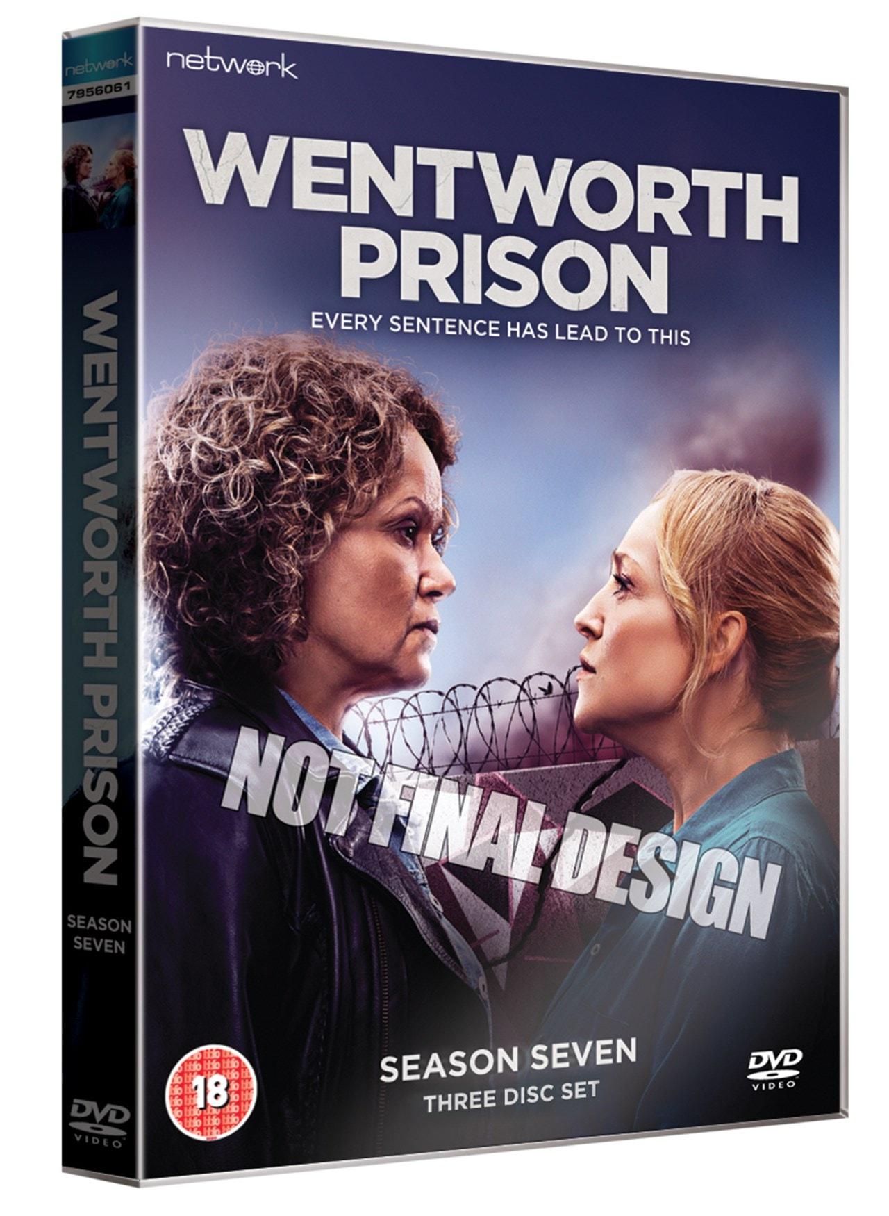 Wentworth Prison: Season Seven - 2