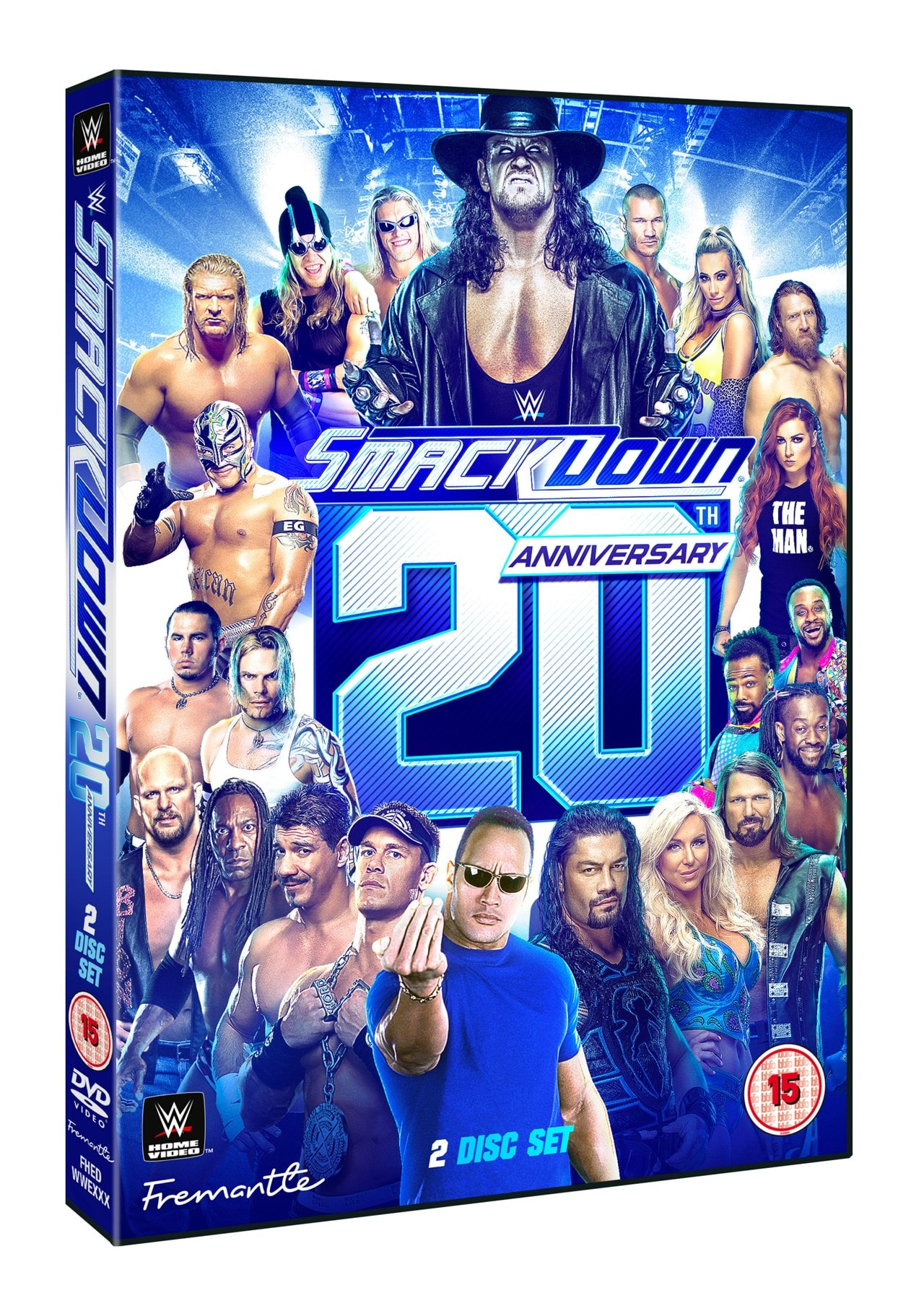 WWE: SmackDown 20th Anniversary - 2