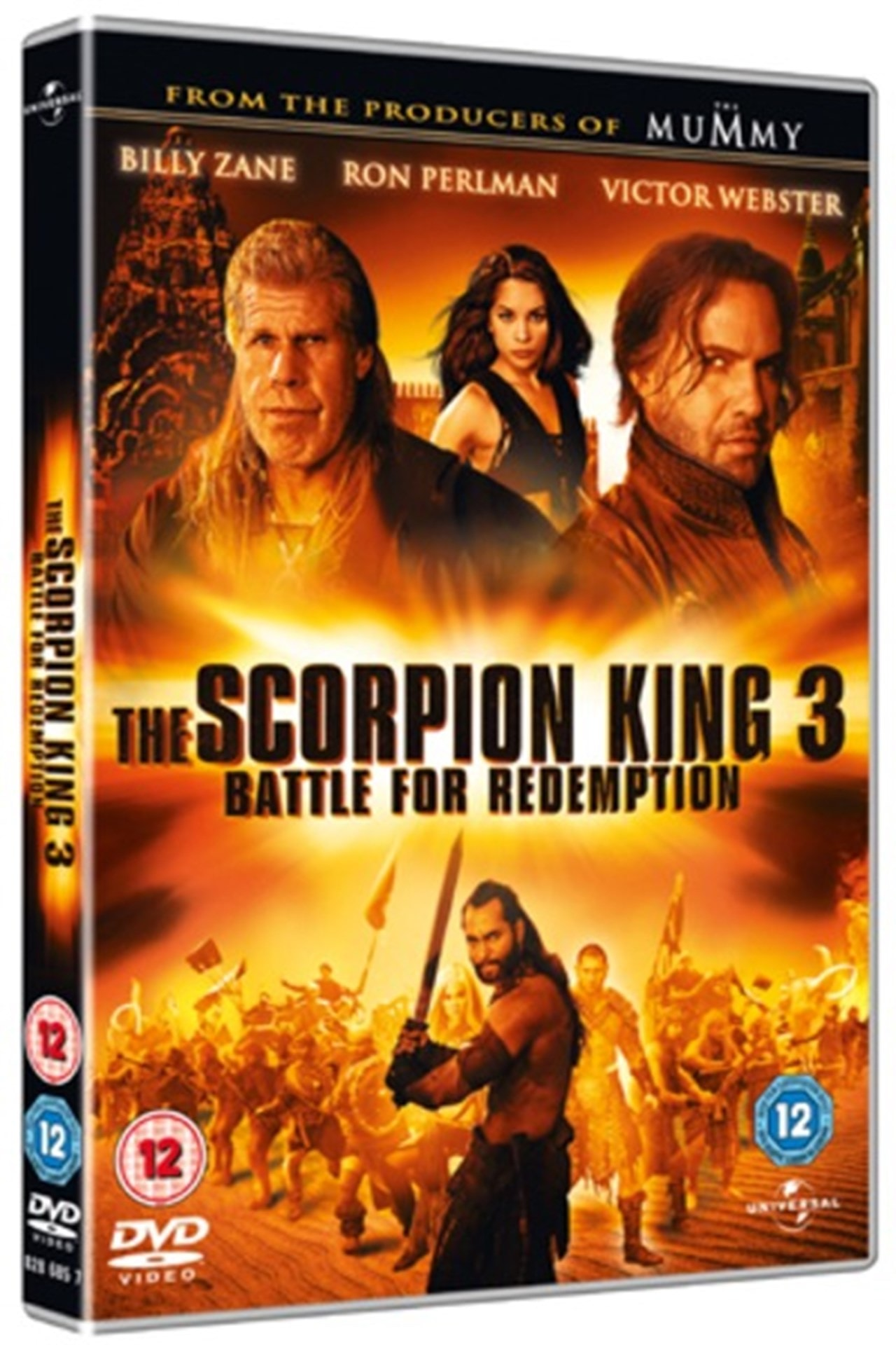 The Scorpion King 3 - Battle for Redemption - 1