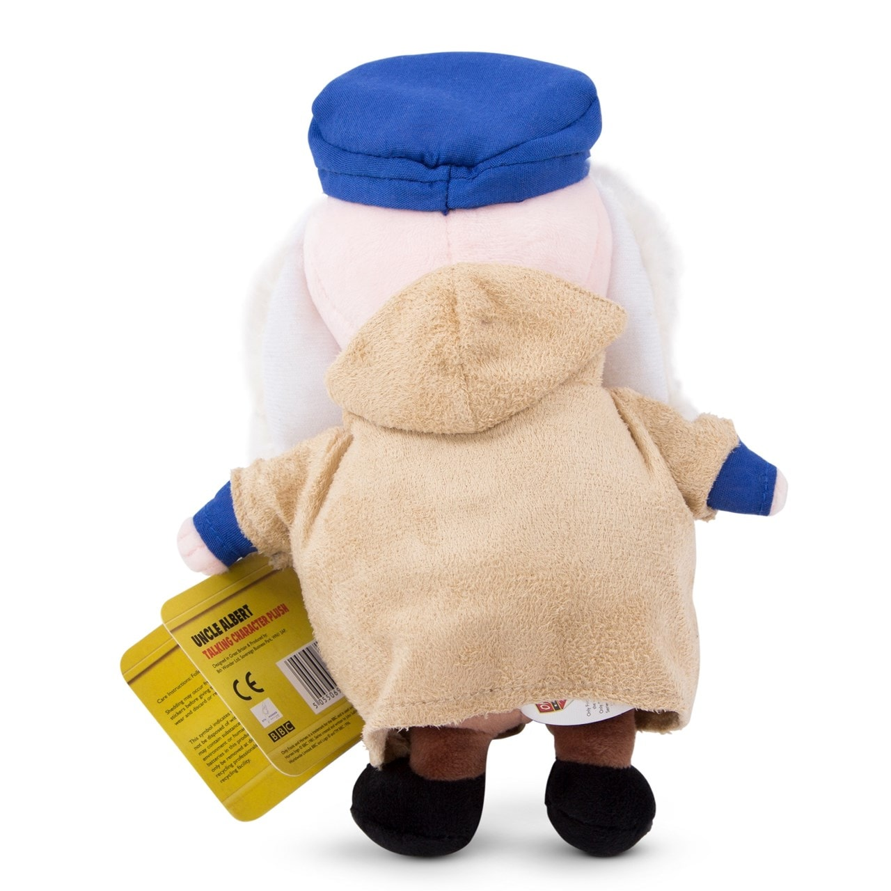 Only Fools & Horses: Uncle Albert Talking Plush Toy - 2