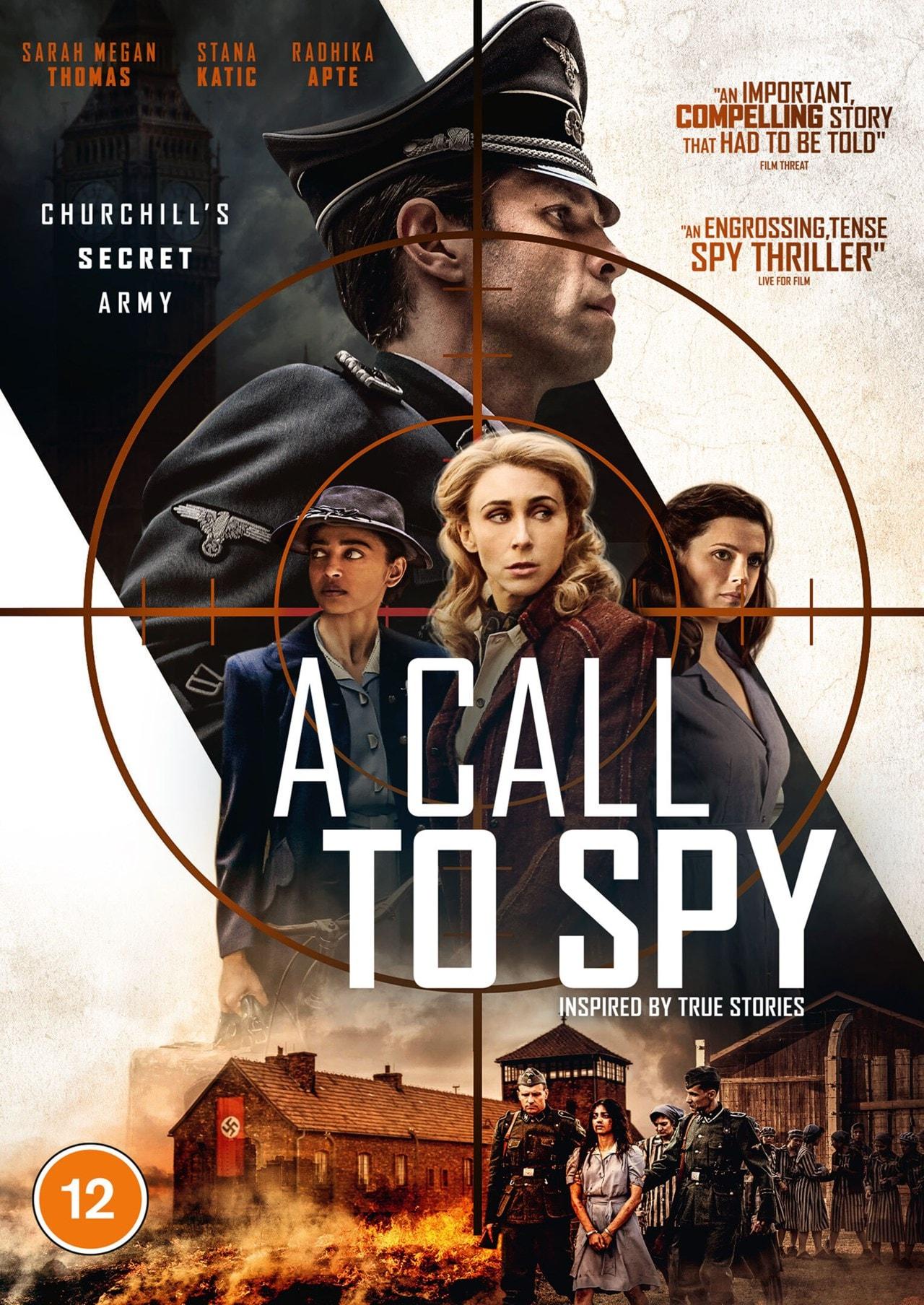 A Call to Spy - 1