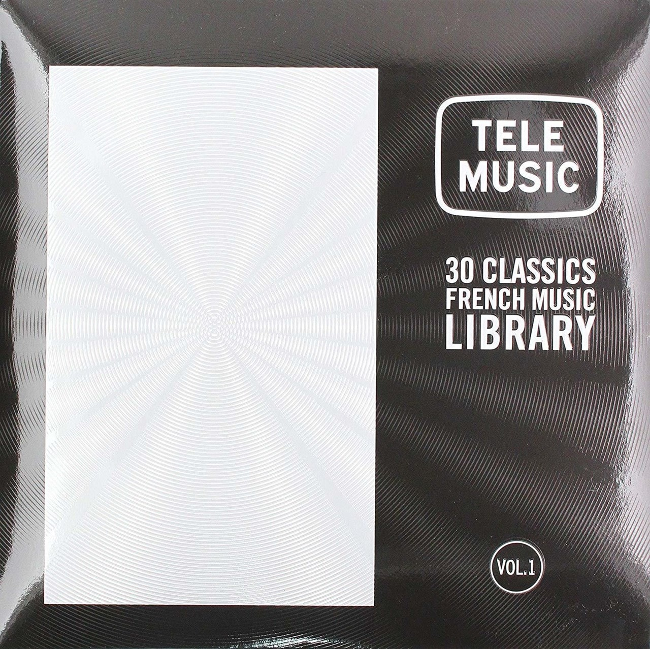 Tele Music: 30 Classic French Music Library - Volume 1 - 1