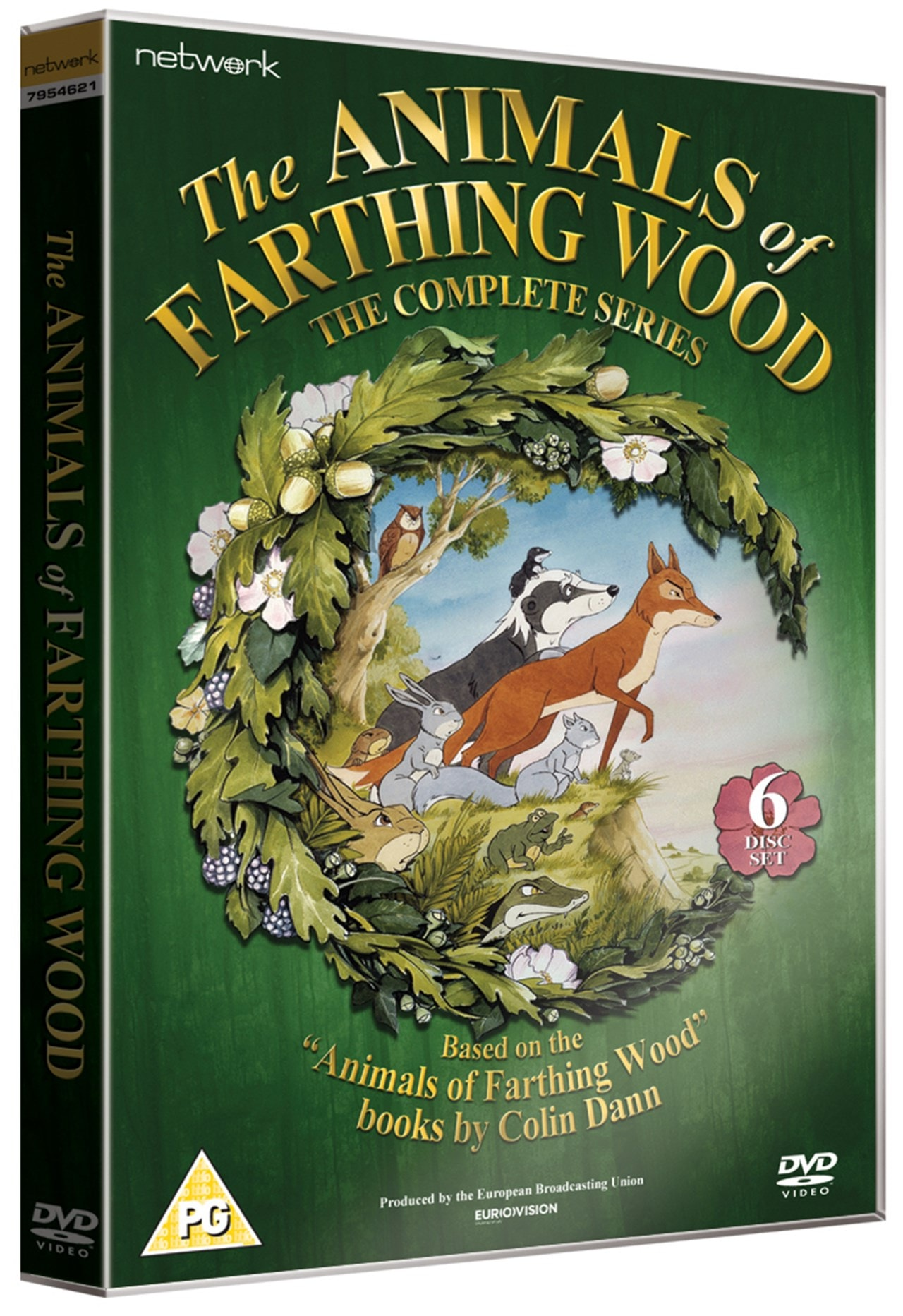 The Animals of Farthing Wood: The Complete Series - 2