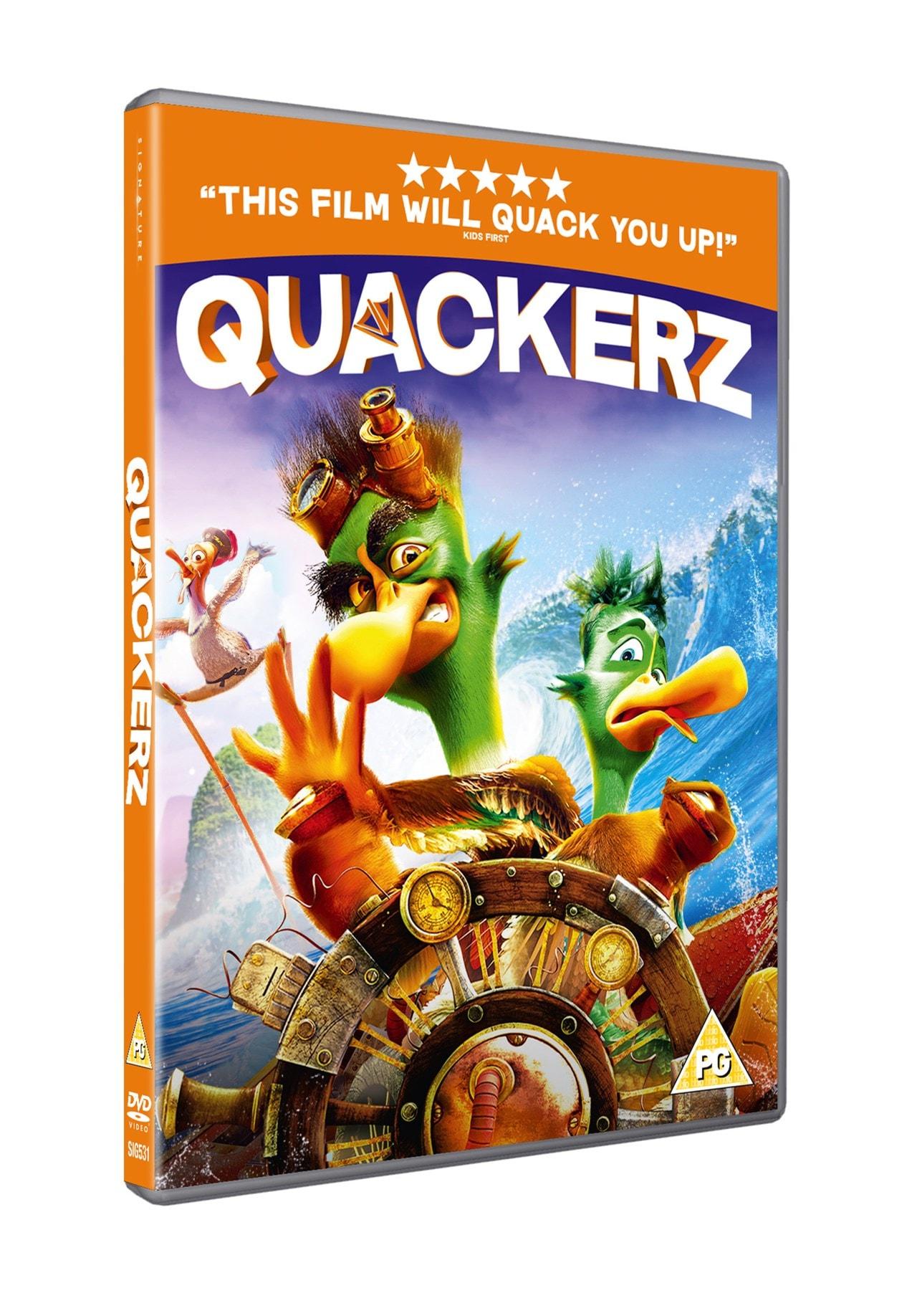 Quackerz - 2
