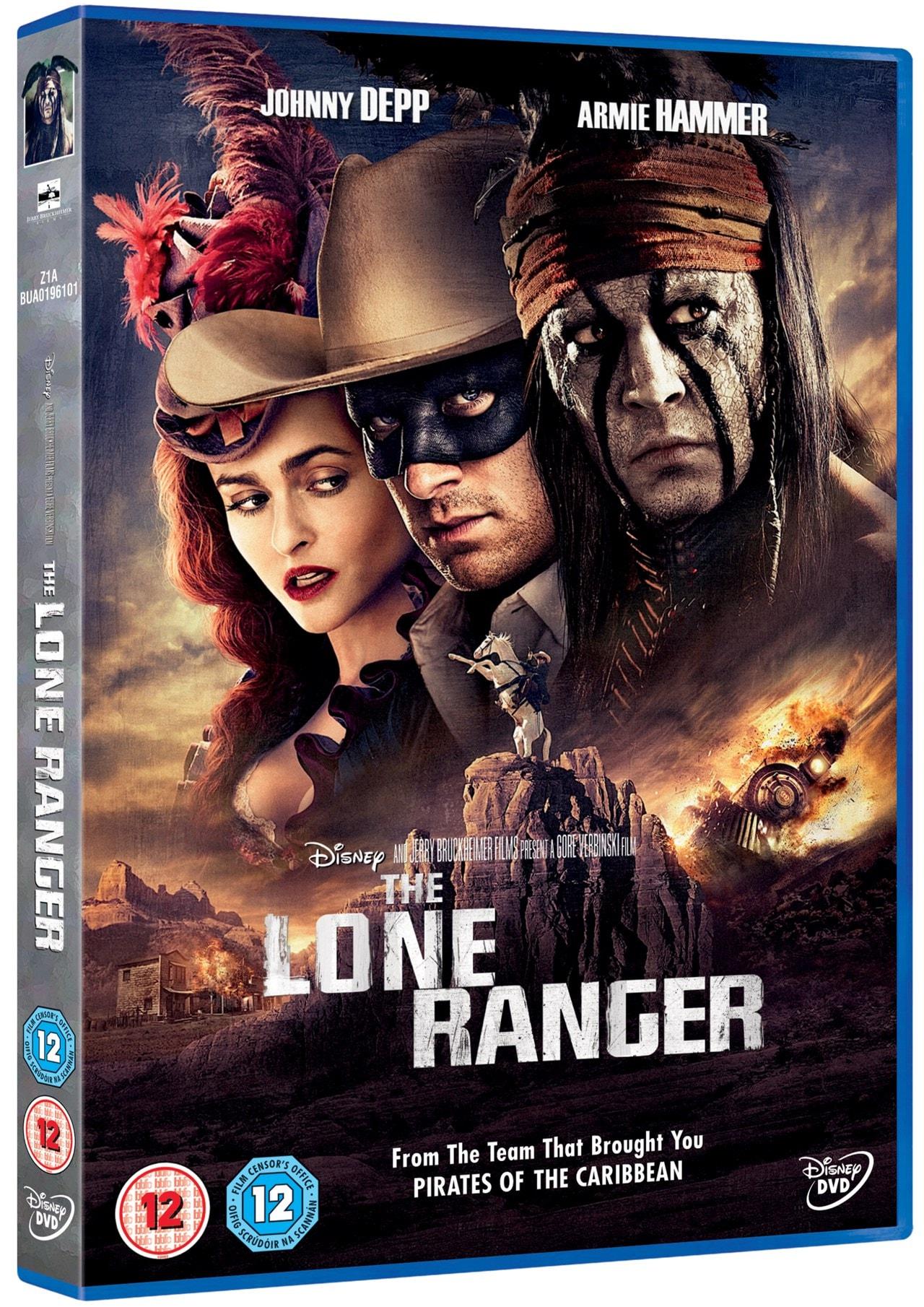 The Lone Ranger - 2