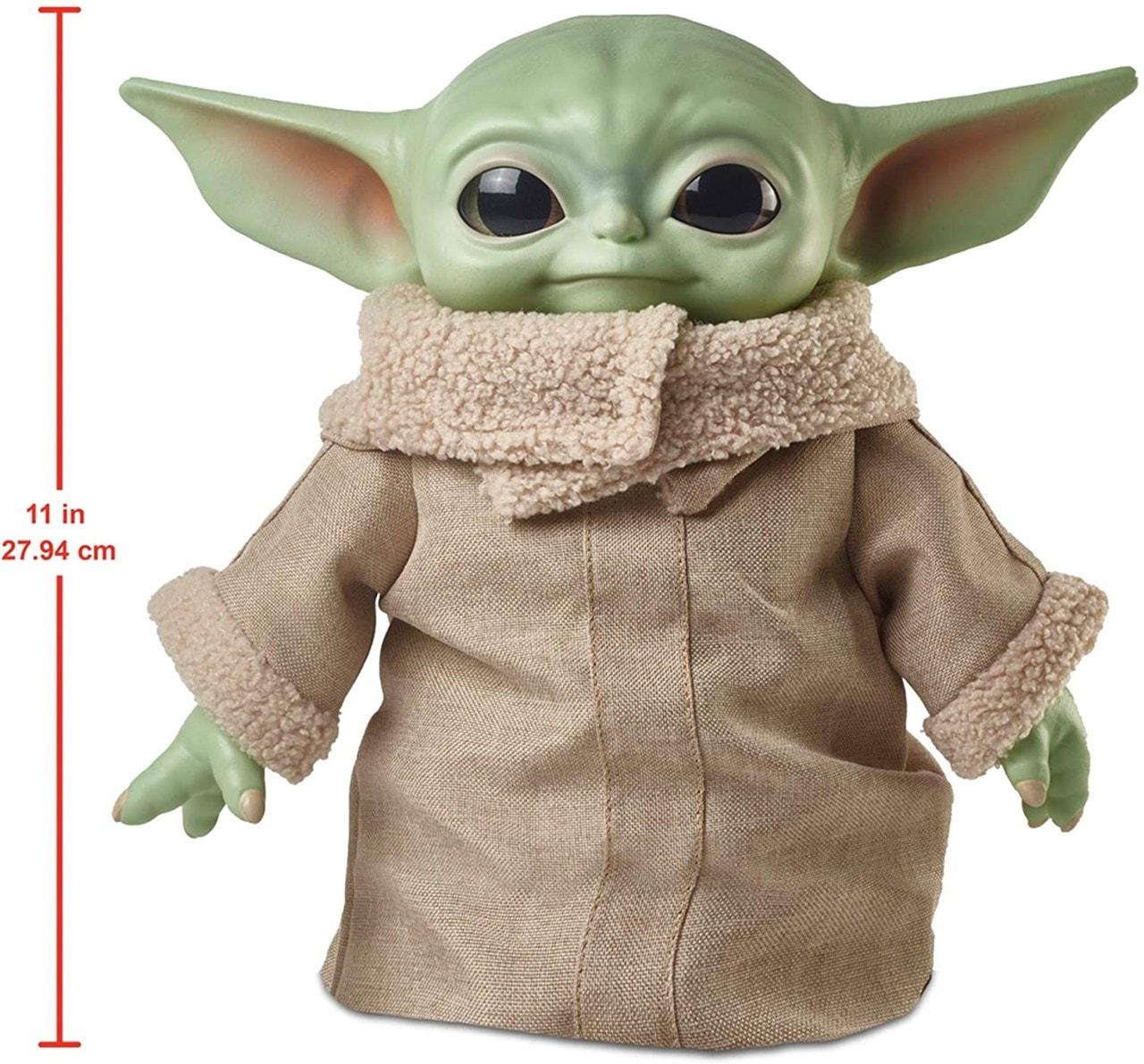 "The Mandalorian: The Child (Baby Yoda) 11"" Star Wars Plush - 2"