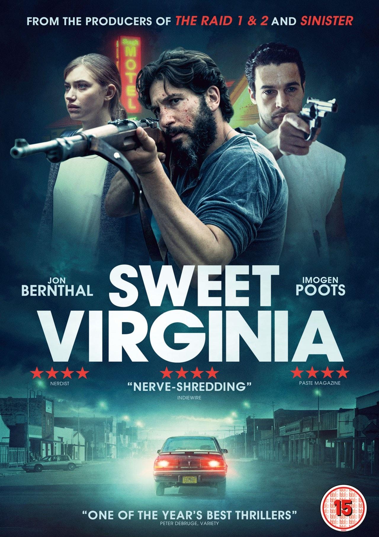 Sweet Virginia - 1