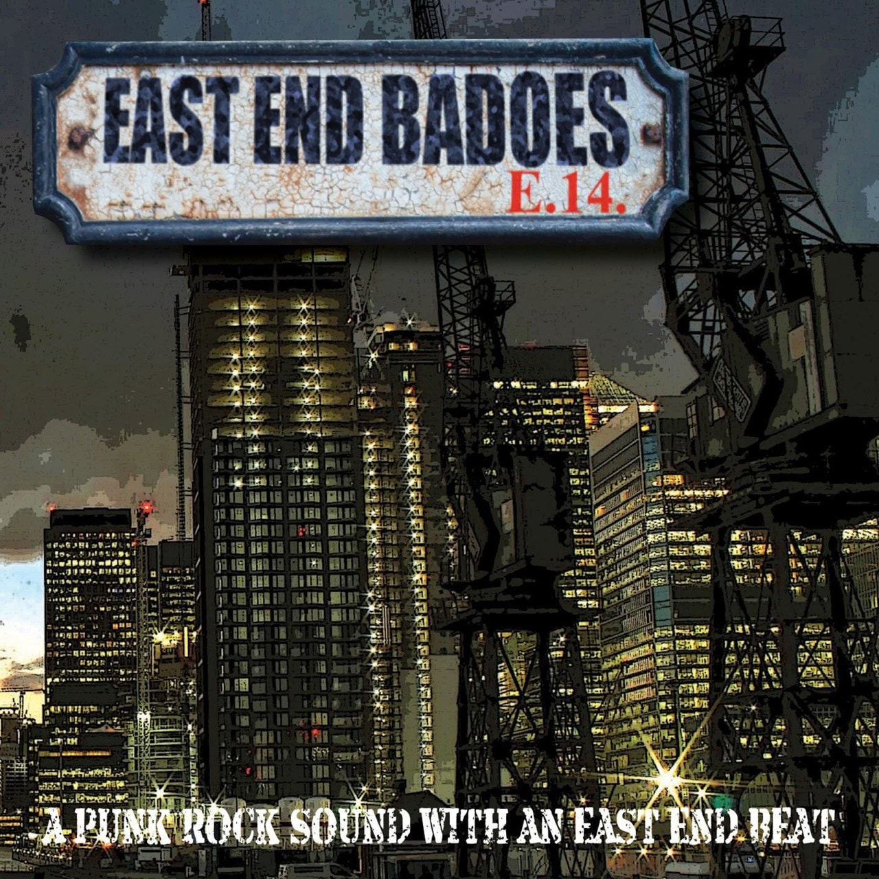 A Punk Rock Sound With an East End Beat - 1