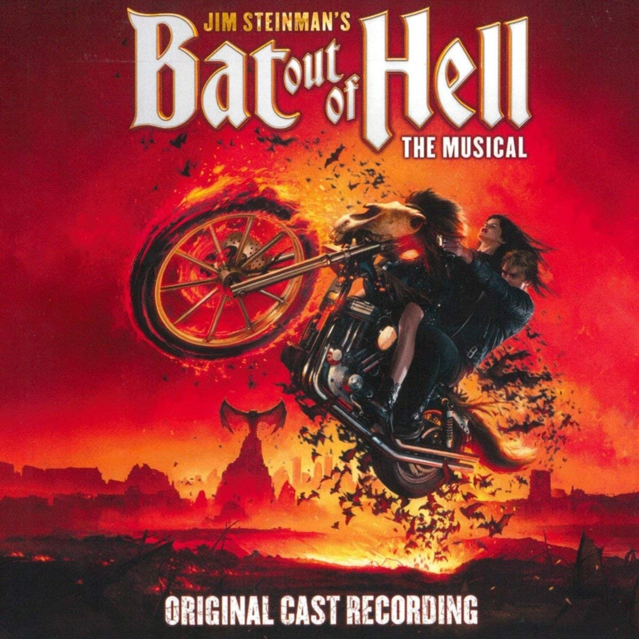 Jim Steinman's Bat Out of Hell: The Musical - 1