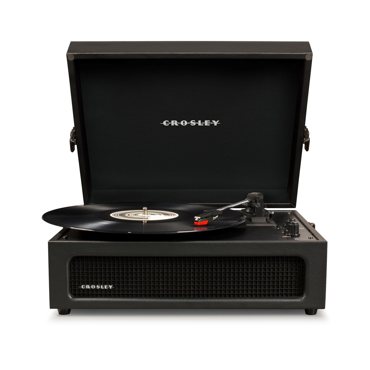 Crosley Voyager Black Turntable - 1