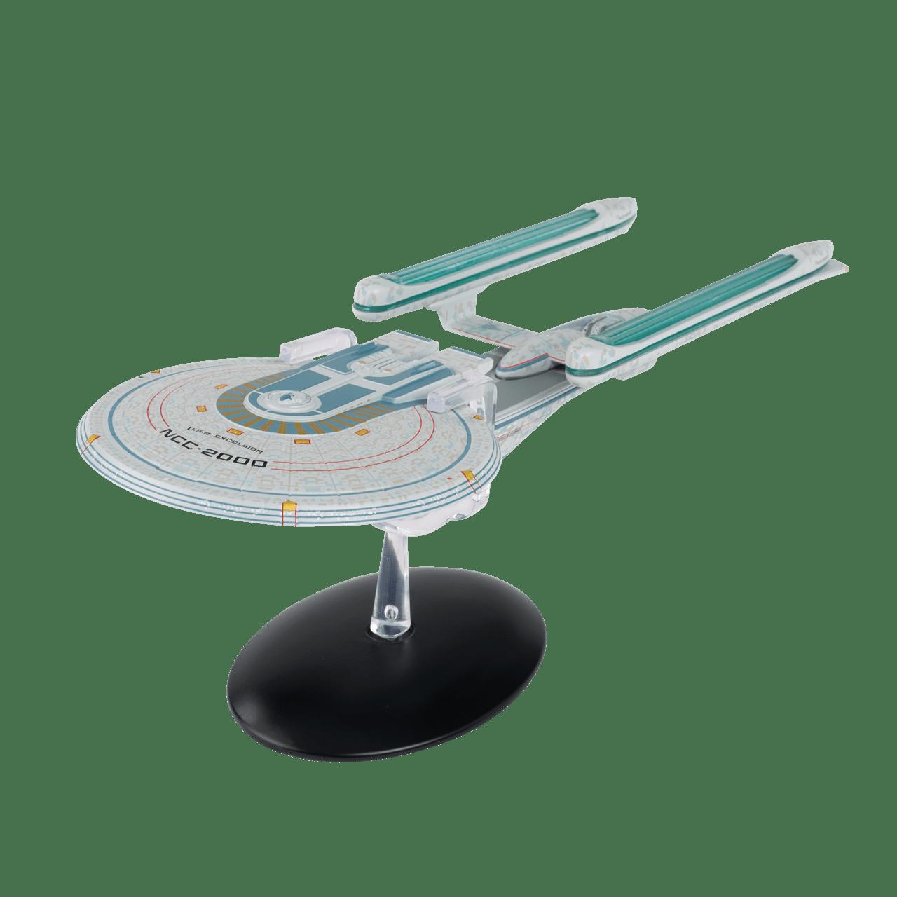 Star Trek: U.S.S Excelsior NCC-2000 Starship XL Hero Collector - 1