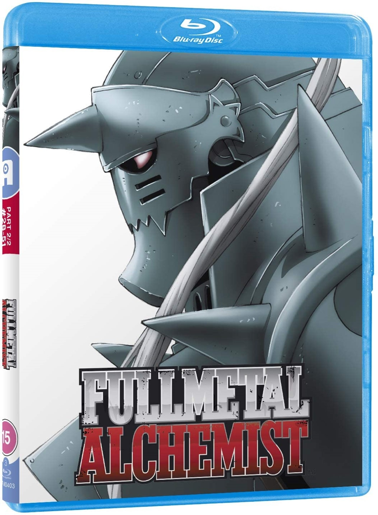 Fullmetal Alchemist: Part 2 Limited Collector's Edition - 2