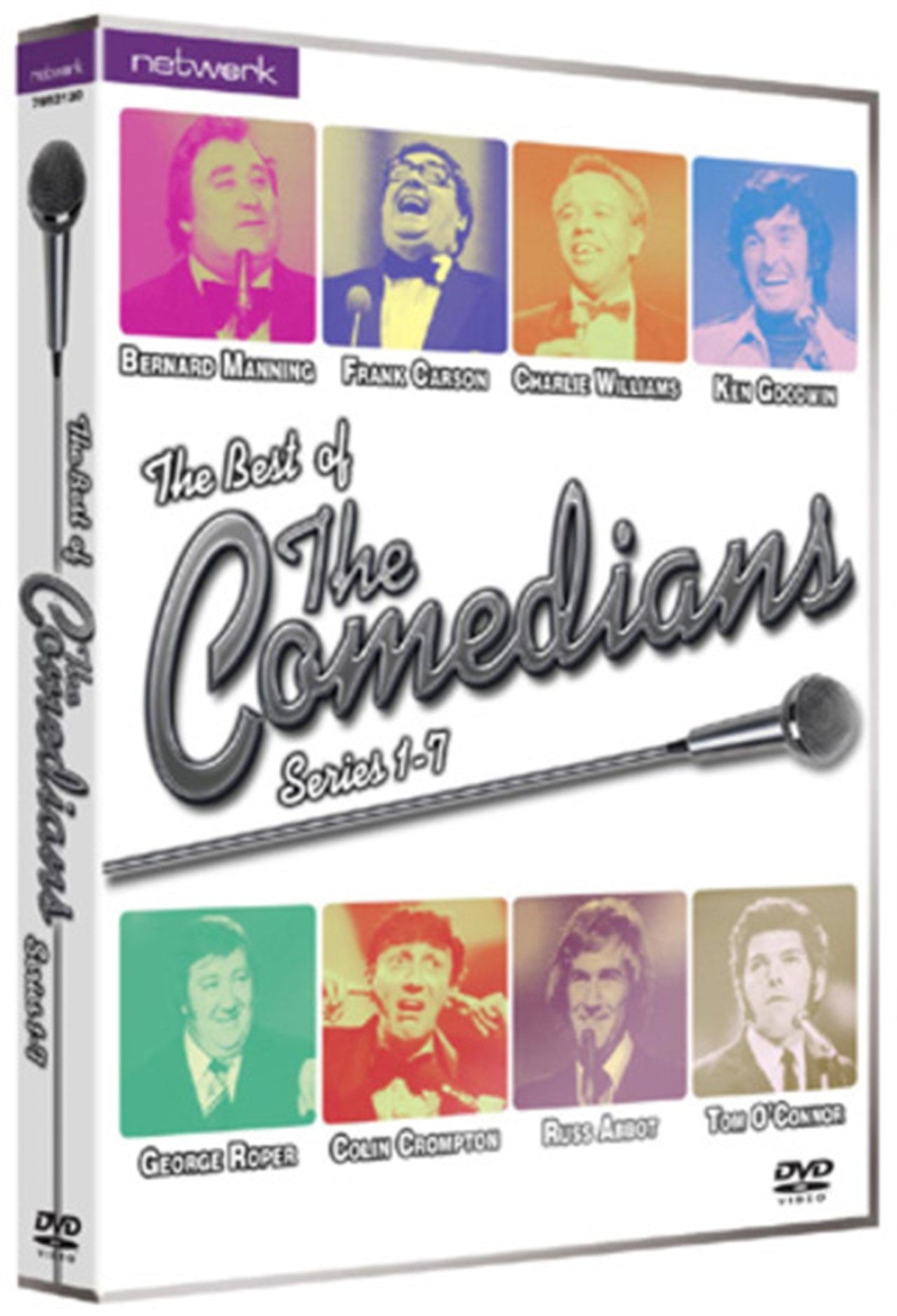 The Comedians: Series 1-7 - 1
