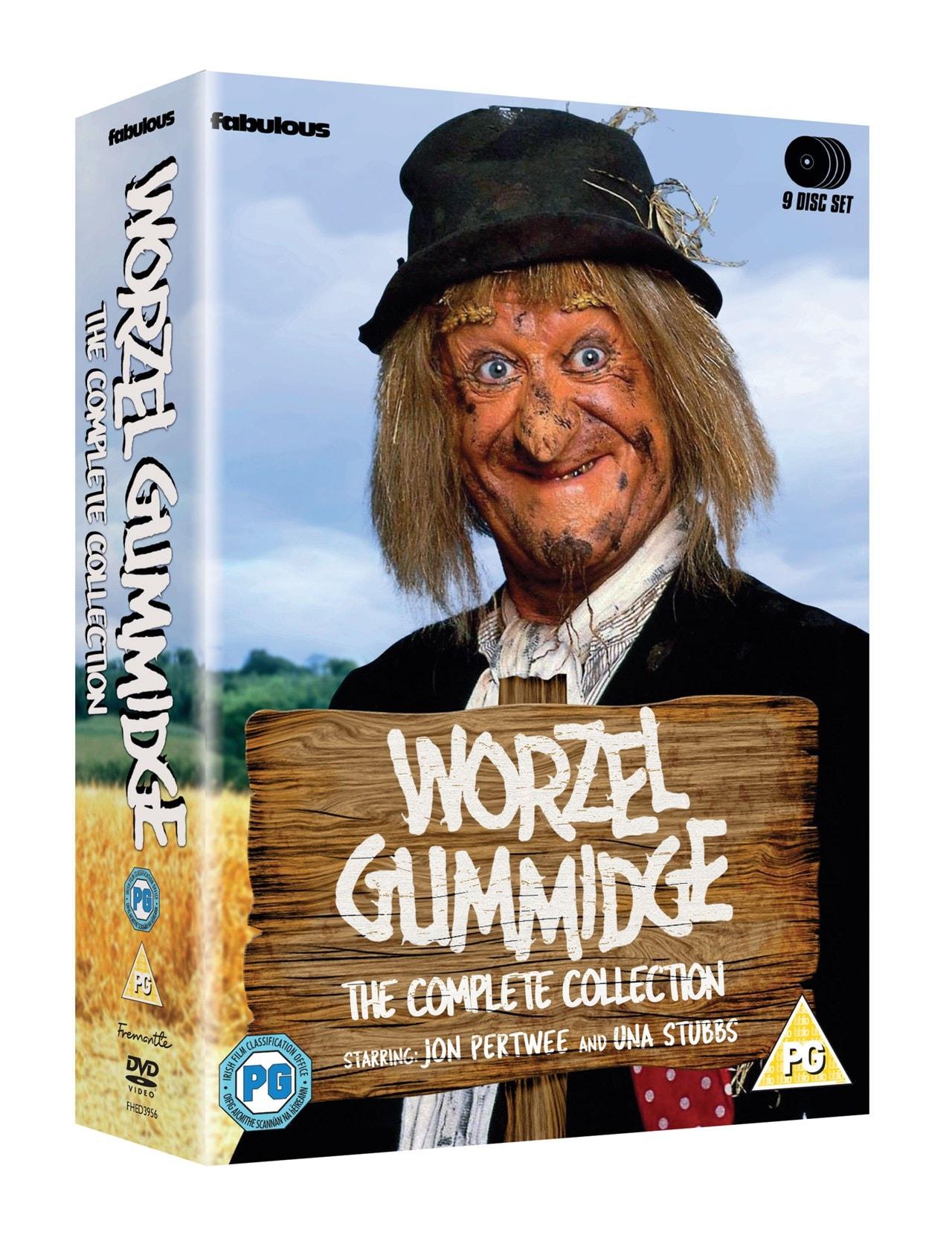 Worzel Gummidge: The Complete Collection - 2
