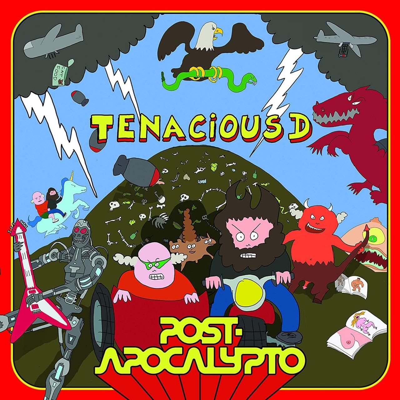 Post-Apocalypto - 1