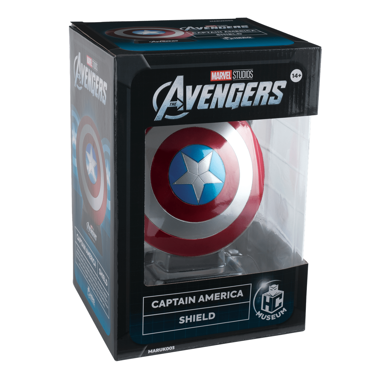 Captain America Shield: Marvel Museum Replica Hero Collector - 5