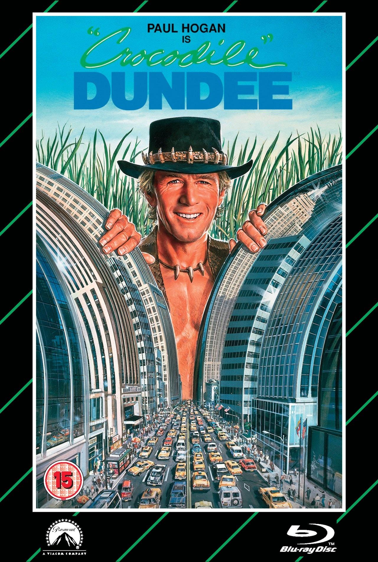 Crocodile Dundee - VHS Range (hmv Exclusive) - 1