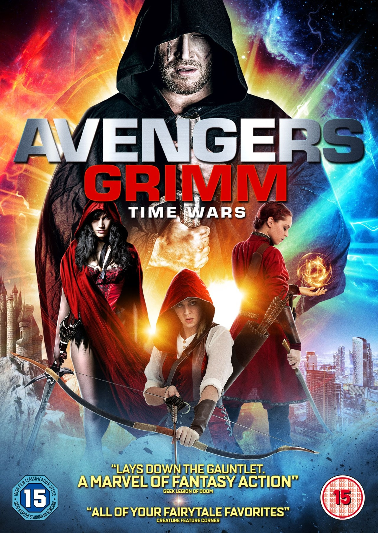 Avengers Grimm: Time Wars - 1