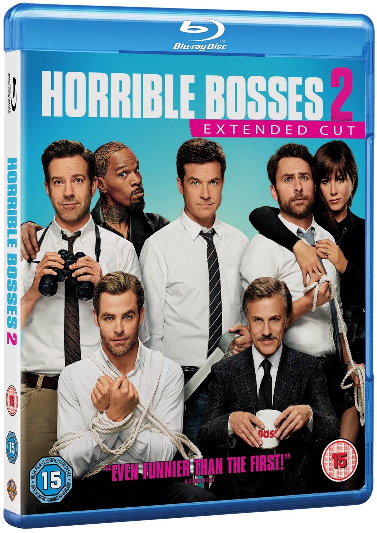 Horrible Bosses 2: Extended Cut - 2