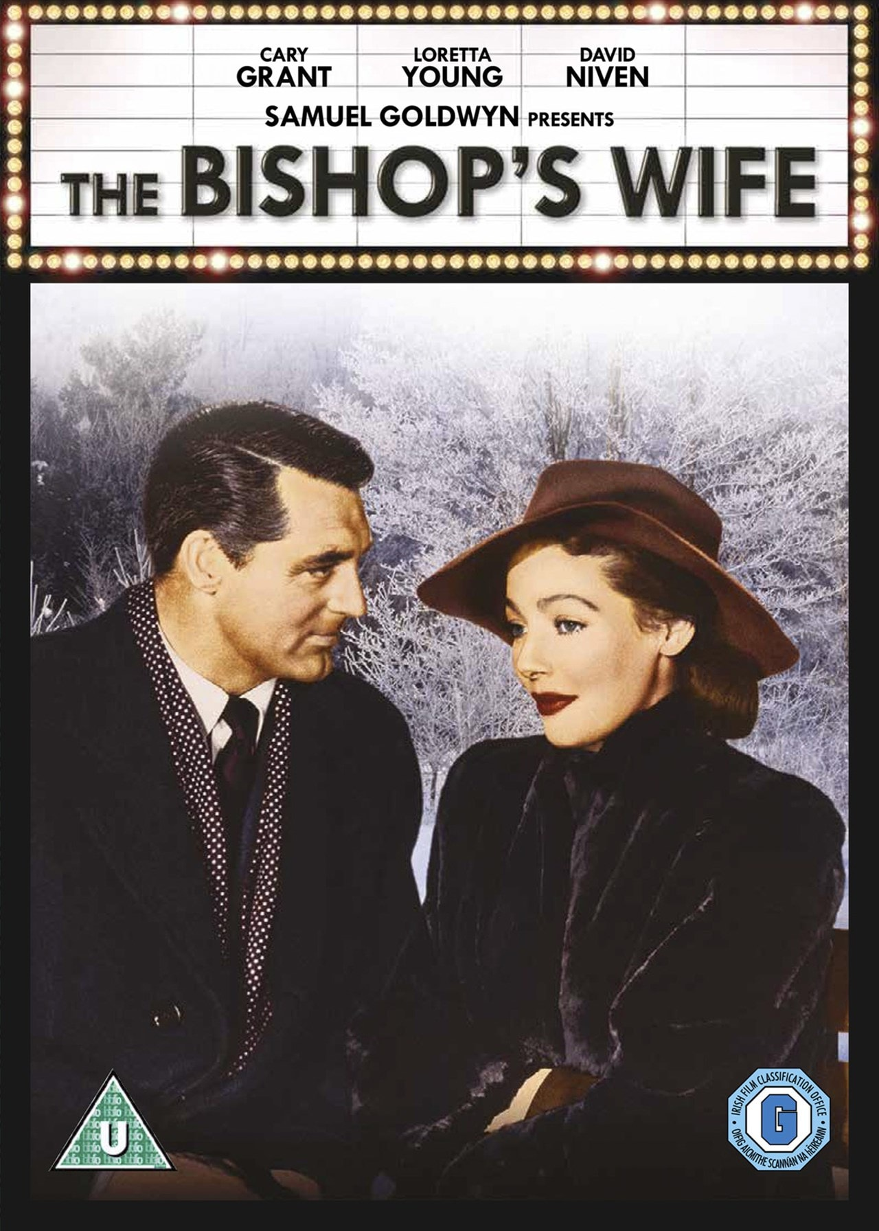 The Bishop's Wife - Samuel Goldwyn Presents - 3