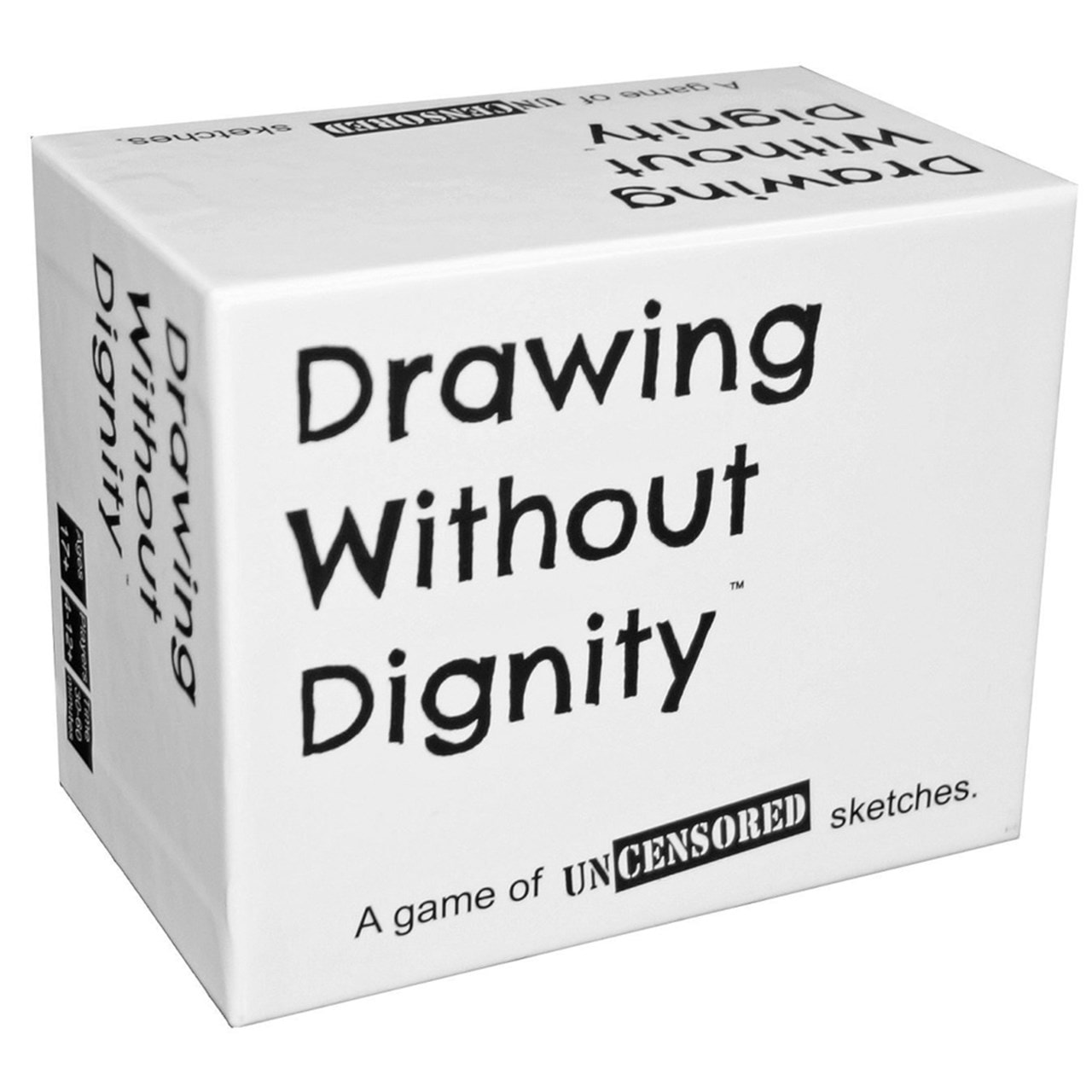 Drawing Without Dignity - 1