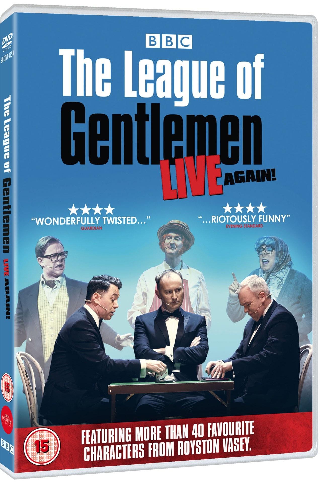 The League of Gentlemen: Live Again! - 2