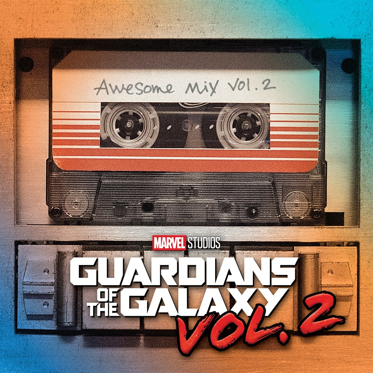 Guardians of the Galaxy: Awesome Mix, Vol. 2 - 1