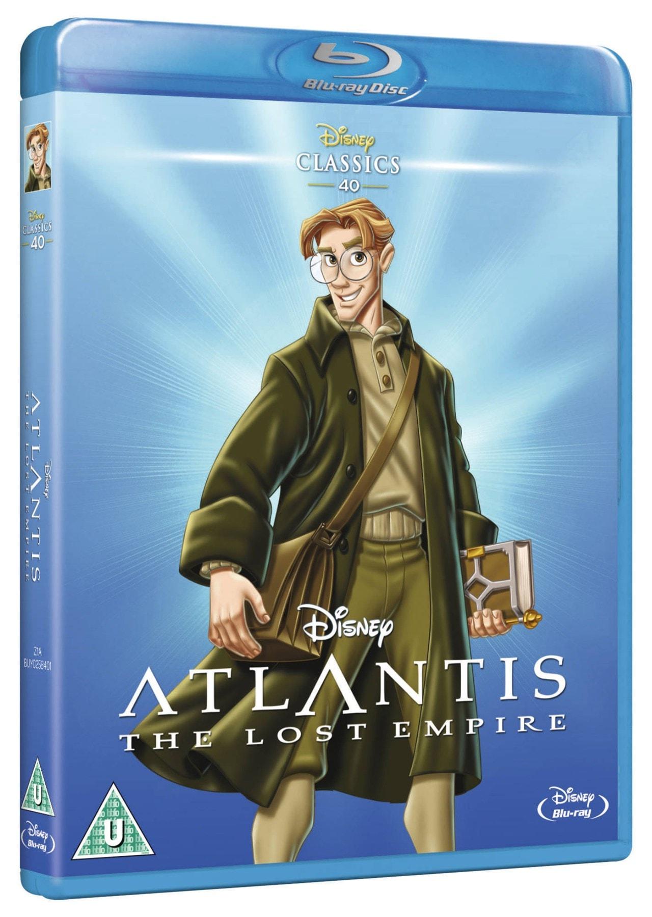 Atlantis - The Lost Empire - 4