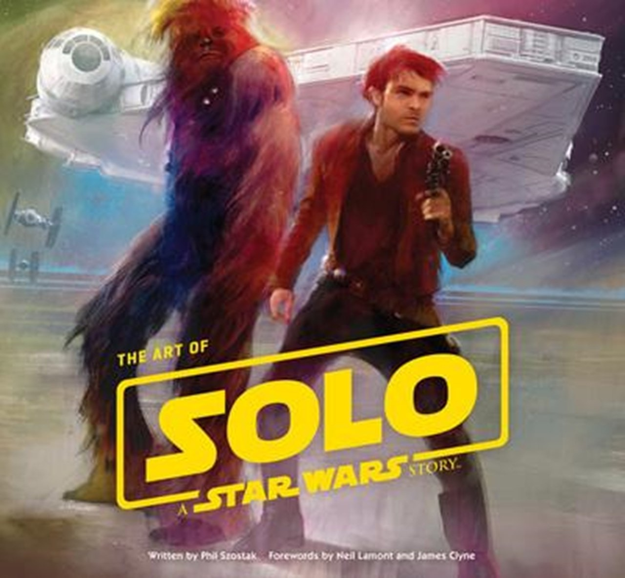 The Art of Solo: A Star wars Story - 1