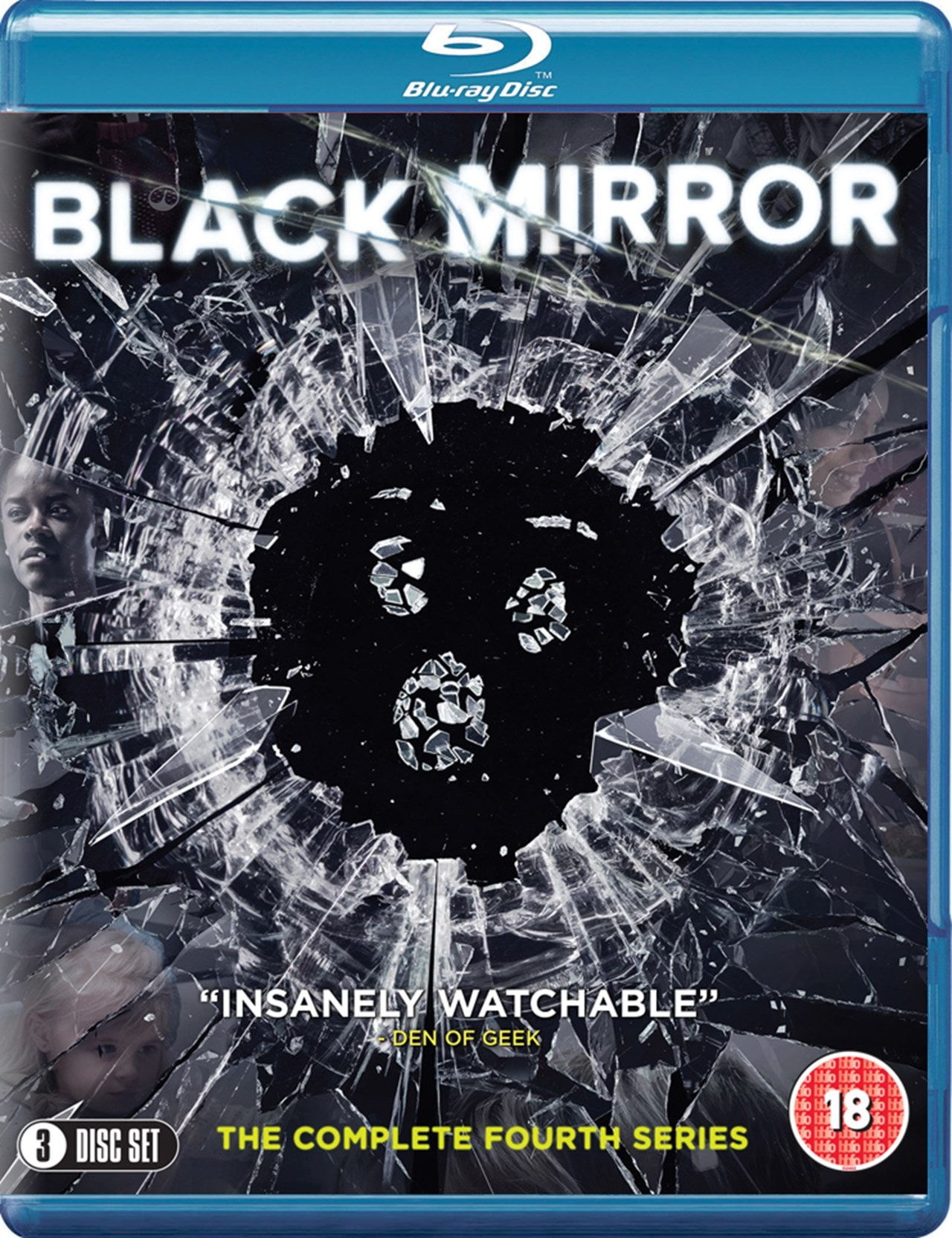 Black Mirror: The Complete Fourth Series - 1
