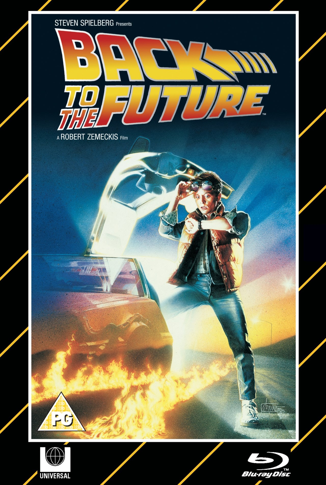 Back to the Future - VHS Range - 1