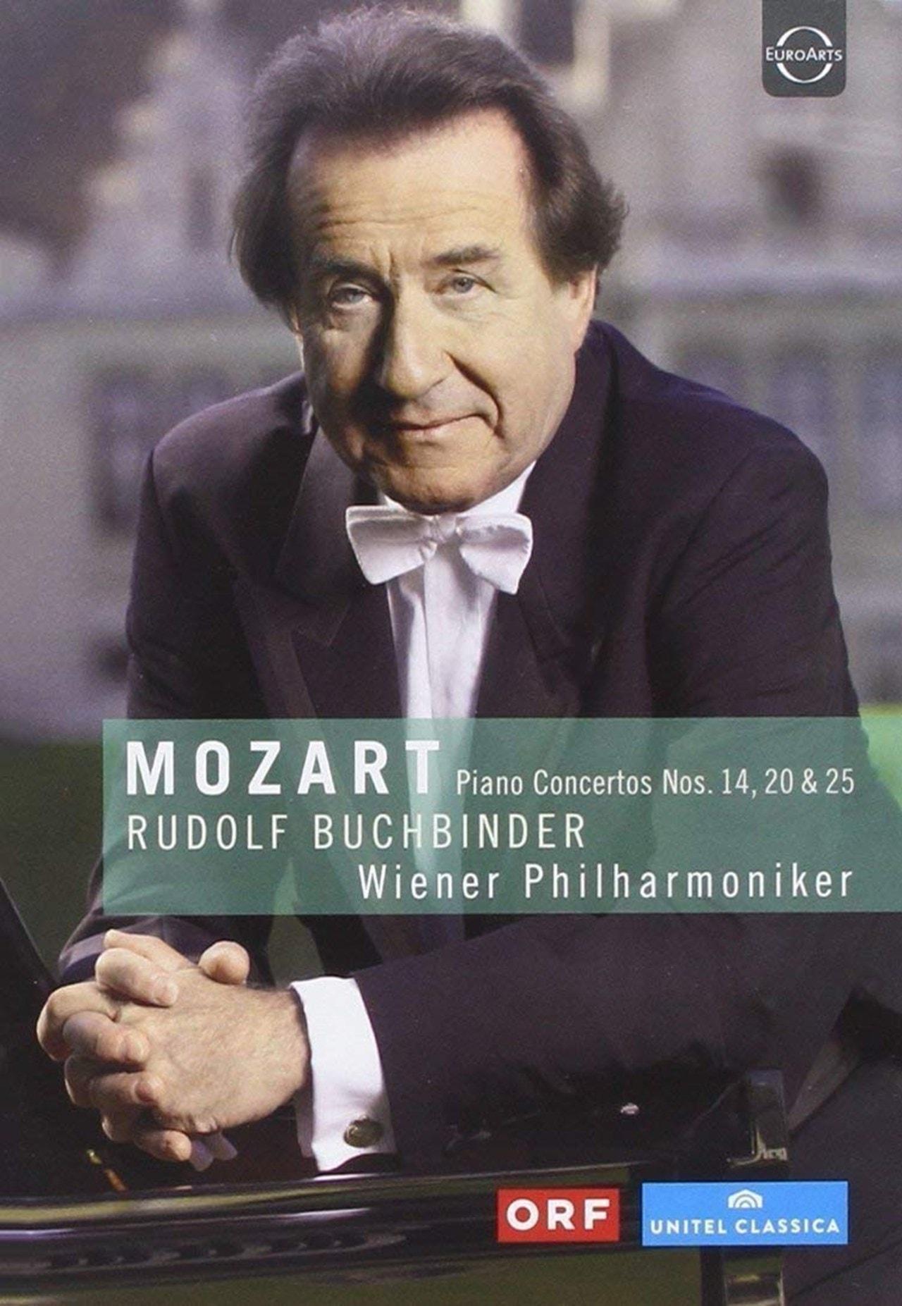 Rudolf Buchbinder: Mozart Piano Concertos - 1