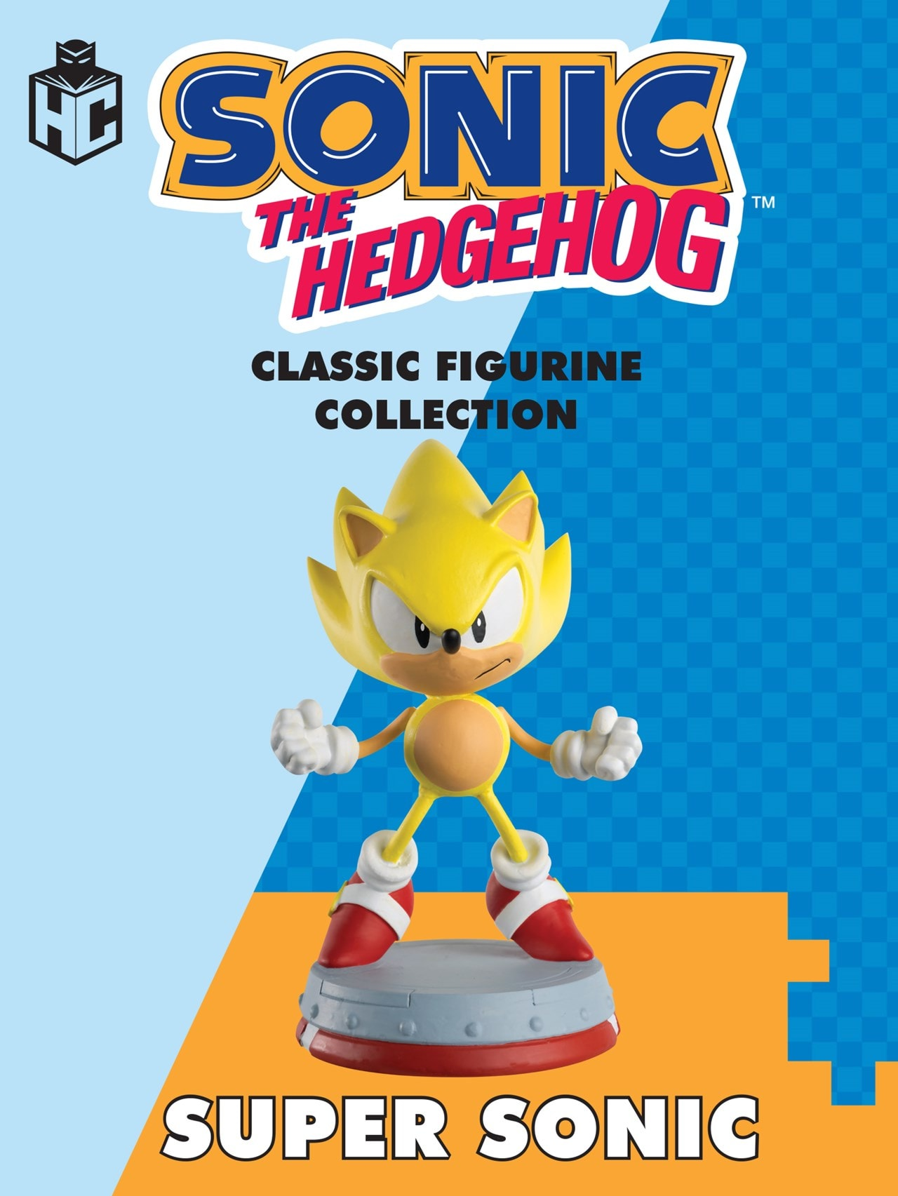 Super Sonic: Sonic Figurine: Hero Collector - 4