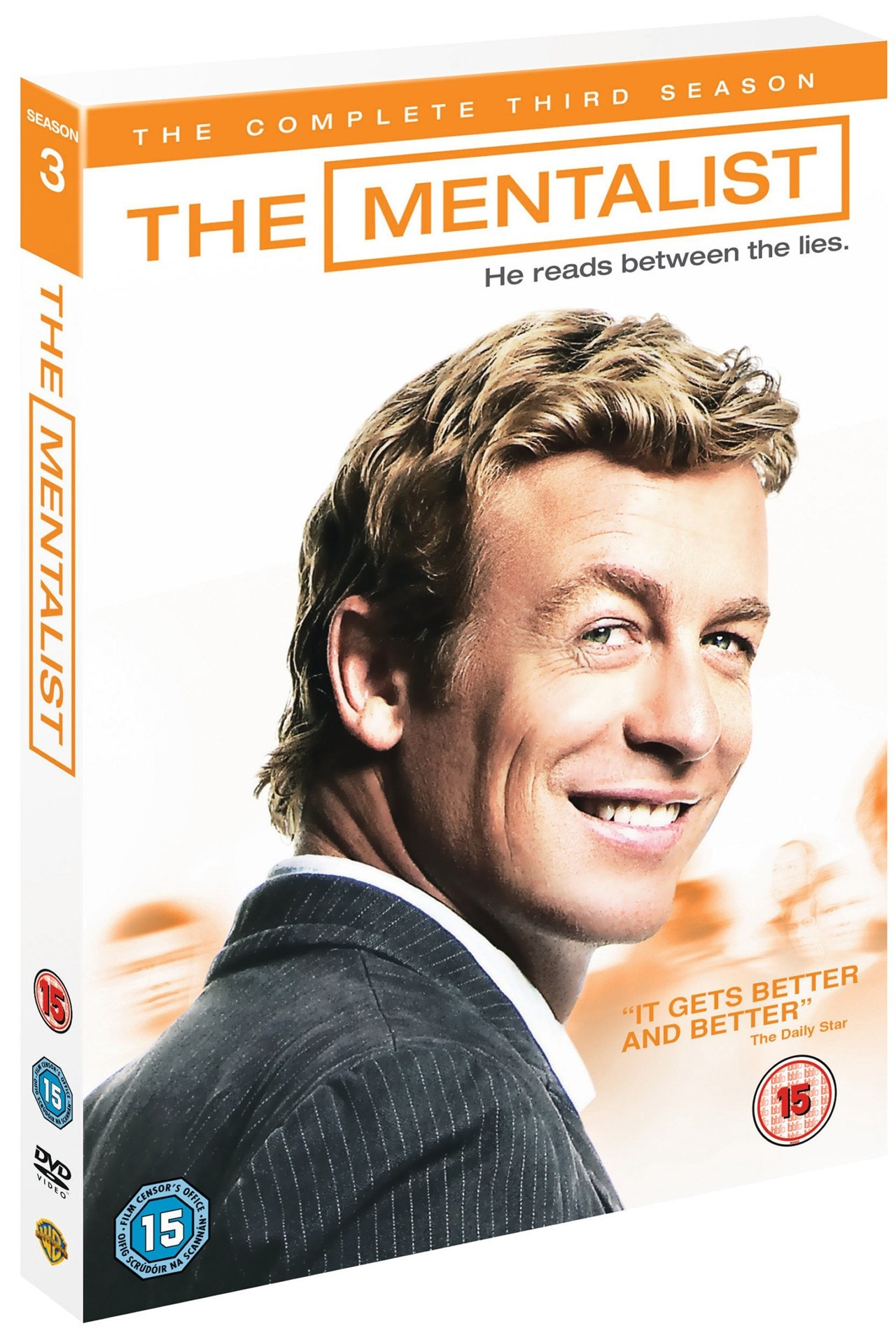 The Mentalist: The Complete Third Season - 2