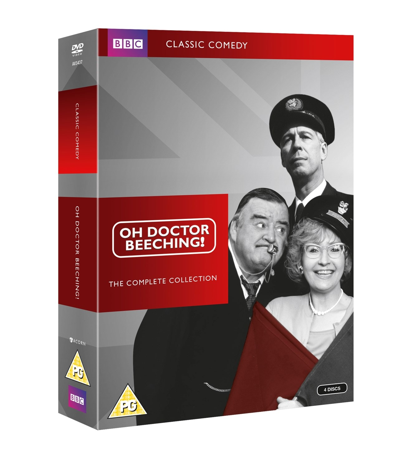 Oh Doctor Beeching: Complete Collection (hmv Exclusive) - 2
