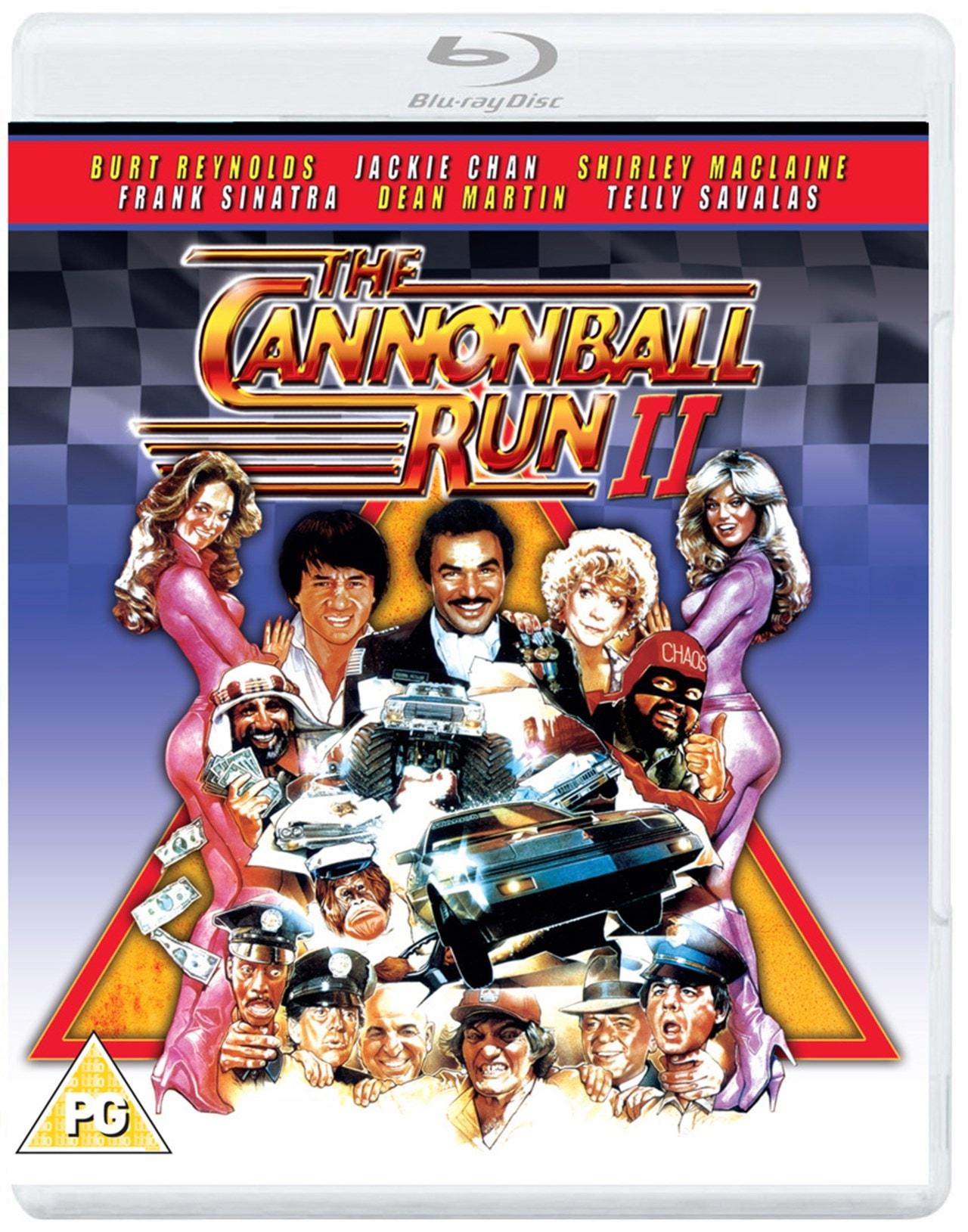 Cannonball Run 2 - 1