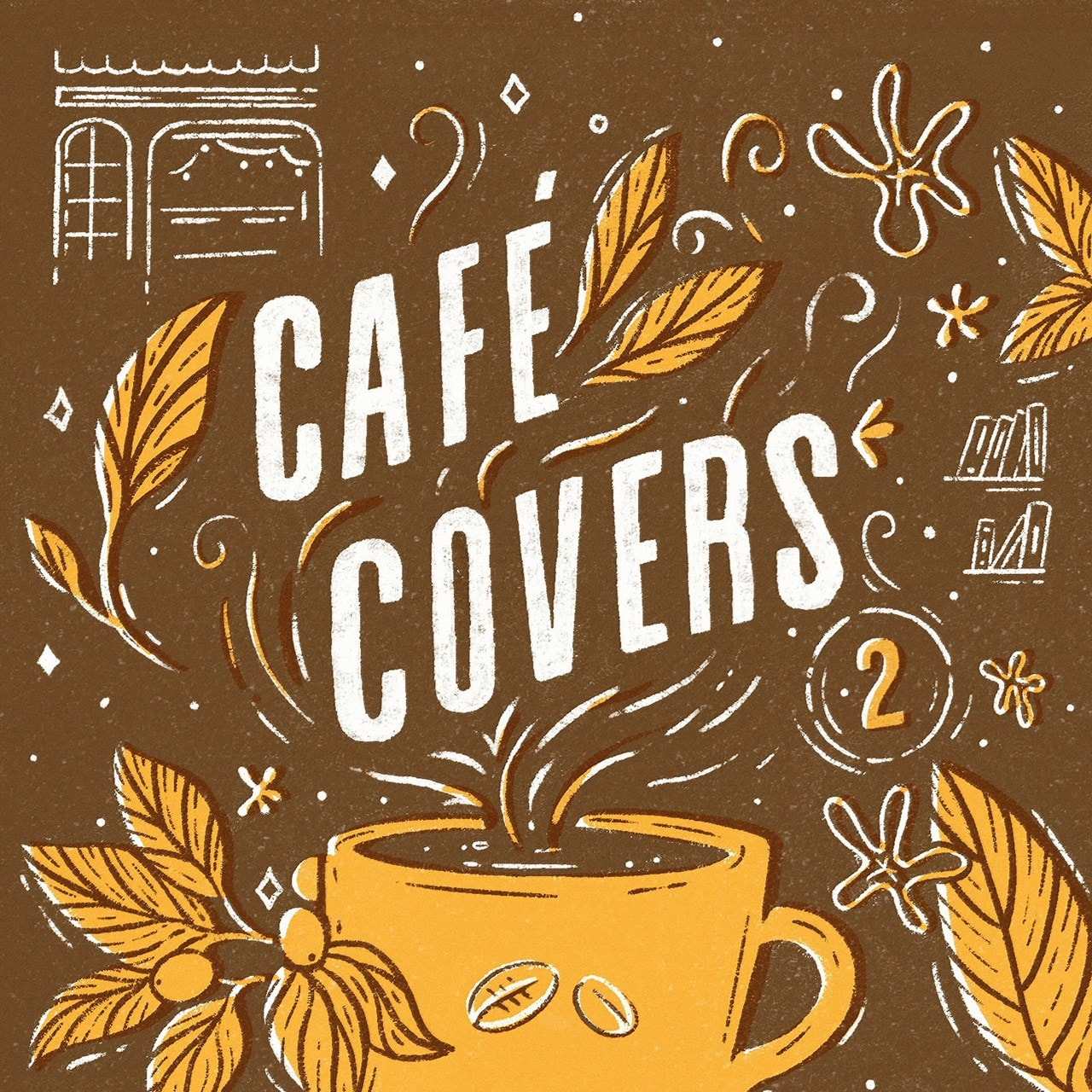 Cafe Covers, Vol. 2 - 1