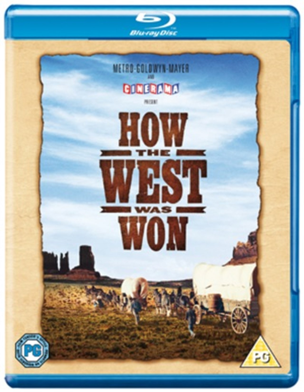 How the West Was Won - 1