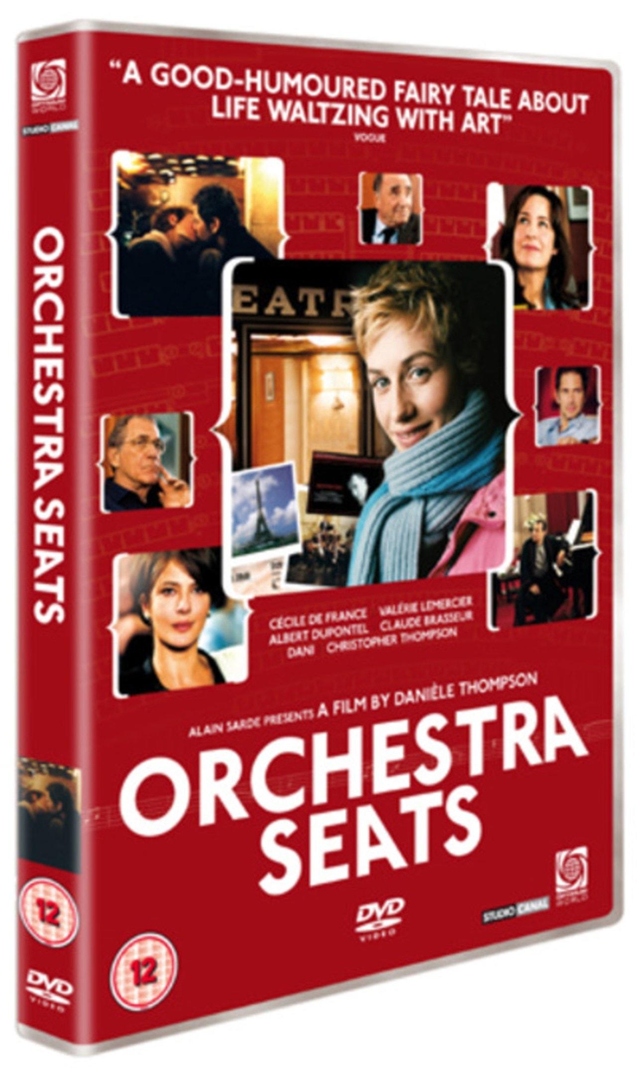 Orchestra Seats - 1