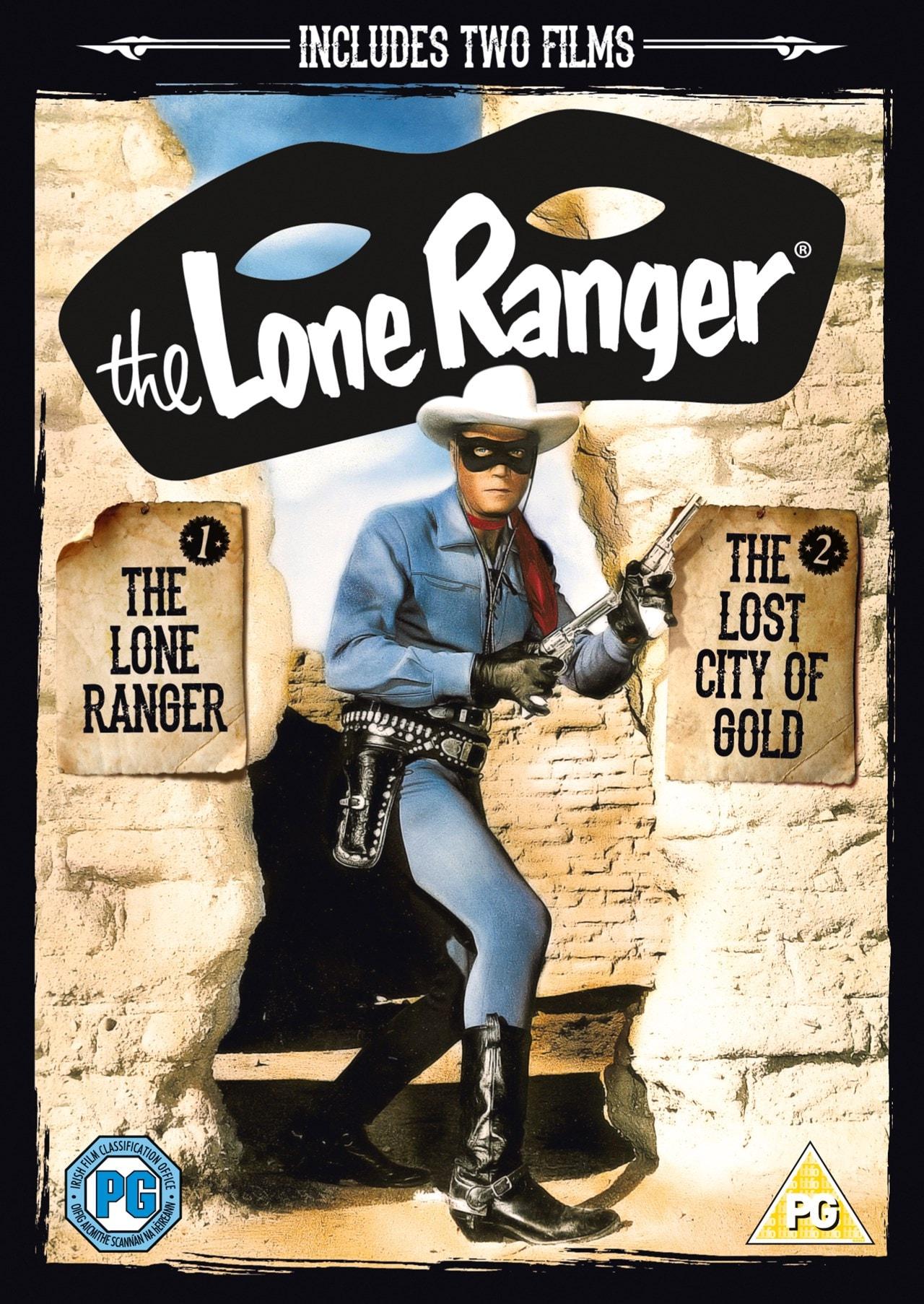 Lone Ranger Free