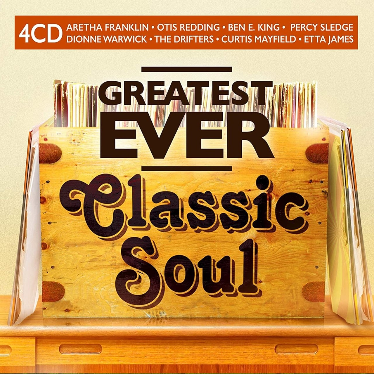 Greatest Ever Classic Soul - 1