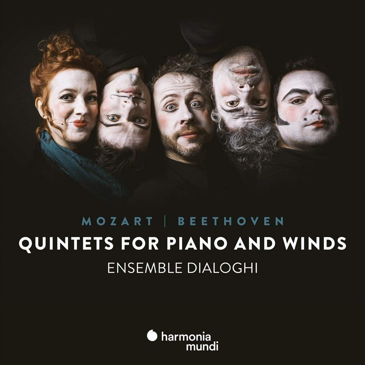 Mozart/Beethoven: Quintets for Piano and Winds - 1