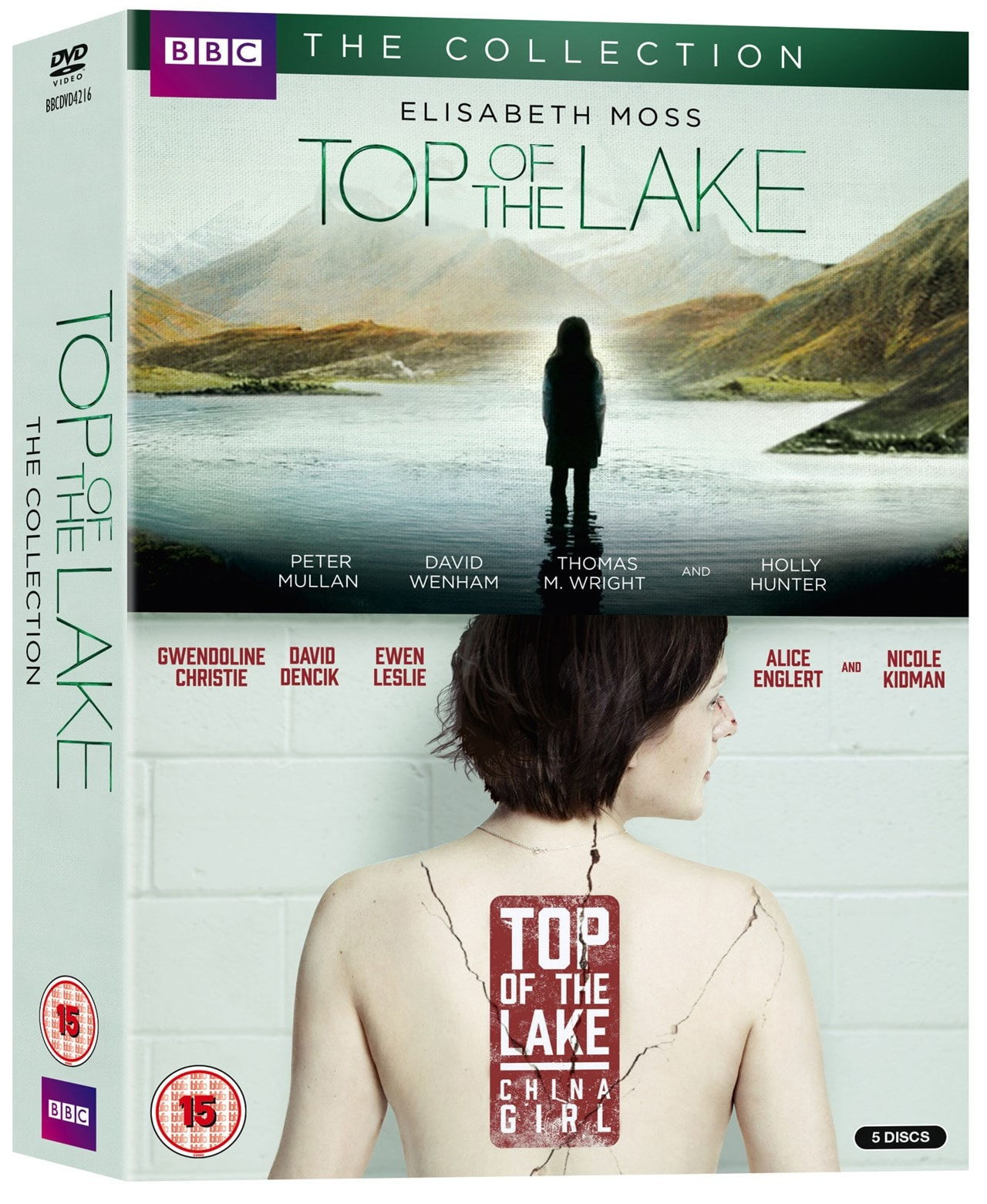 Top of the Lake: The Collection - 2