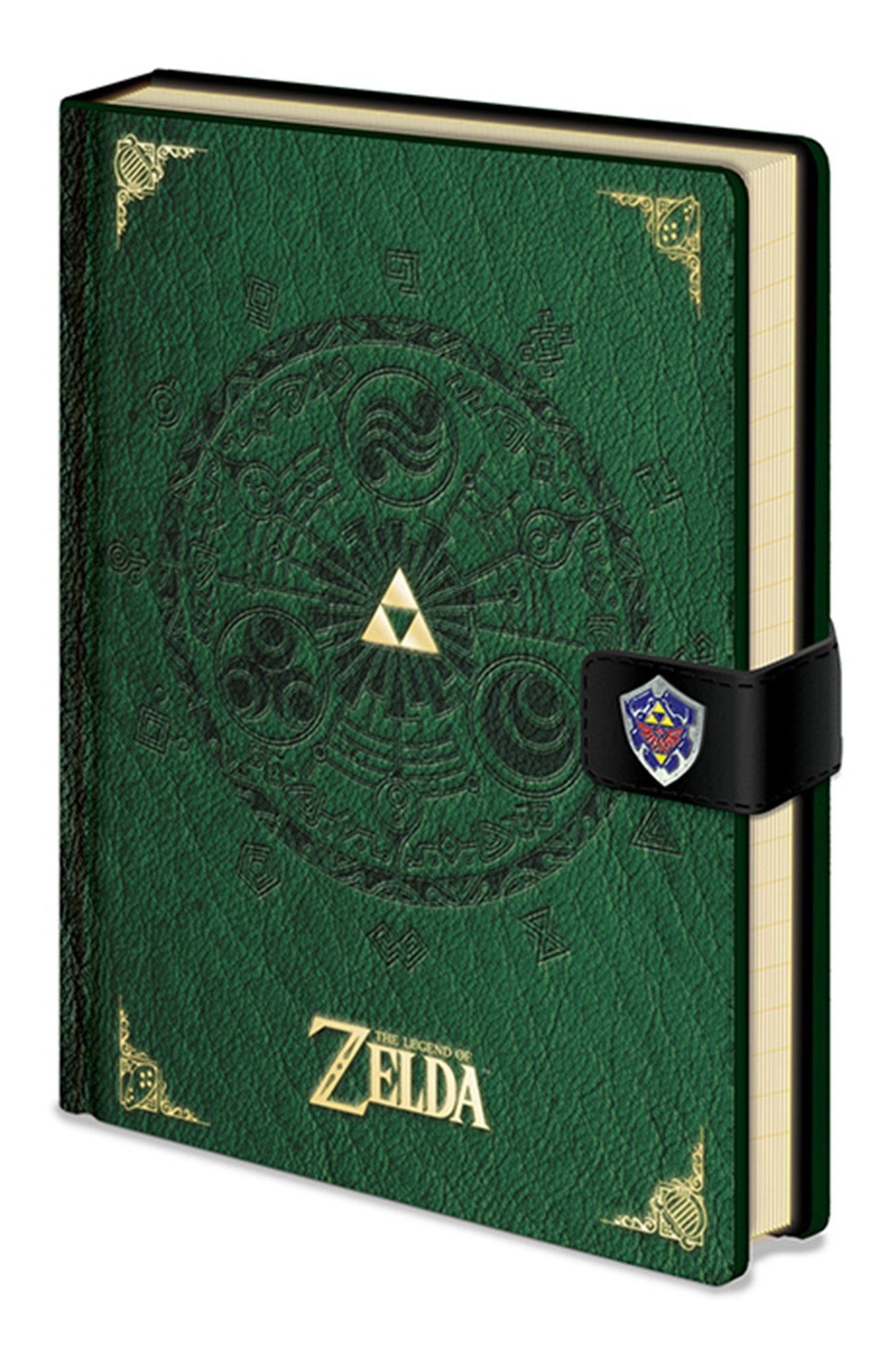 The Legend Of Zelda Premium A5 Notebook - 1
