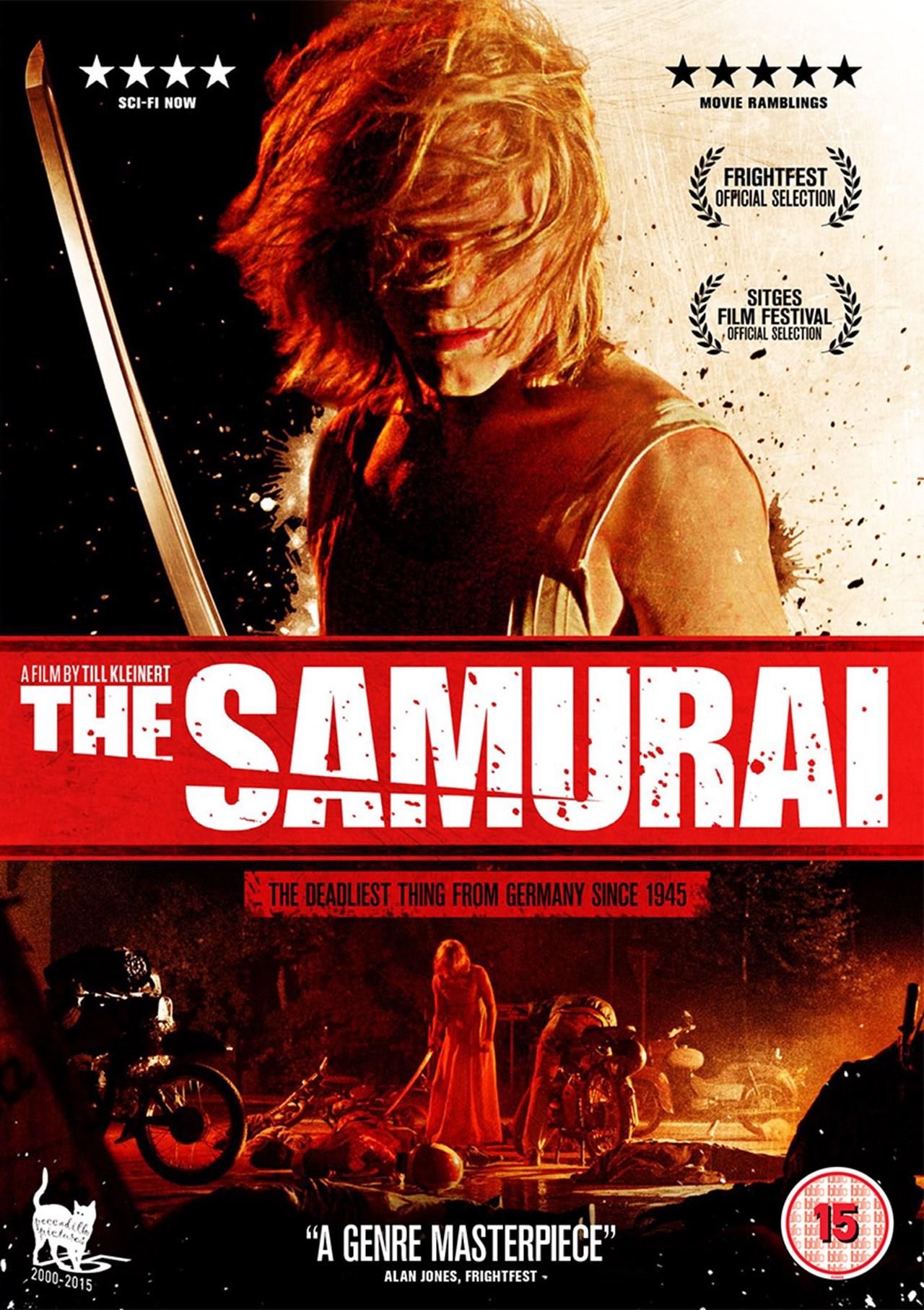 The Samurai - 1